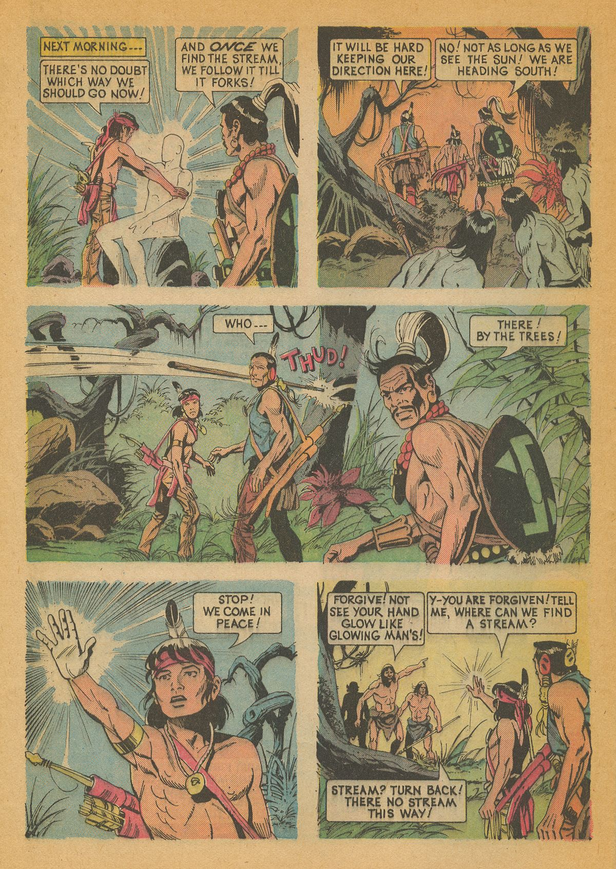 Read online Turok, Son of Stone comic -  Issue #85 - 28
