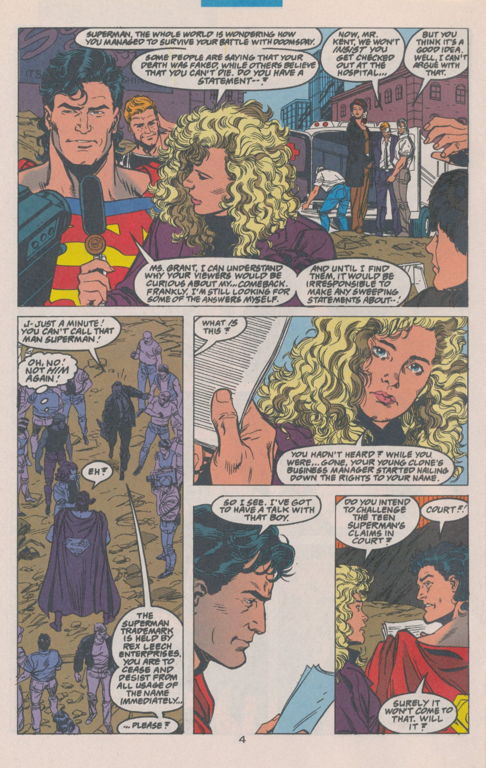 Action Comics (1938) 692 Page 5