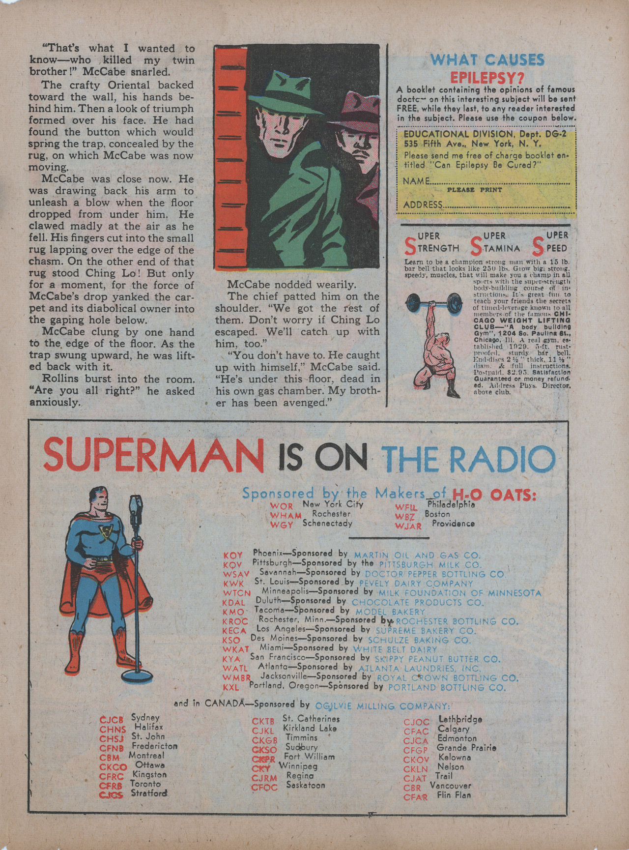 Read online Detective Comics (1937) comic -  Issue #48 - 51