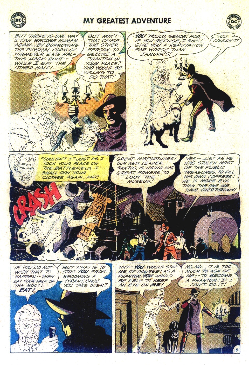 My Greatest Adventure (1955) issue 67 - Page 18