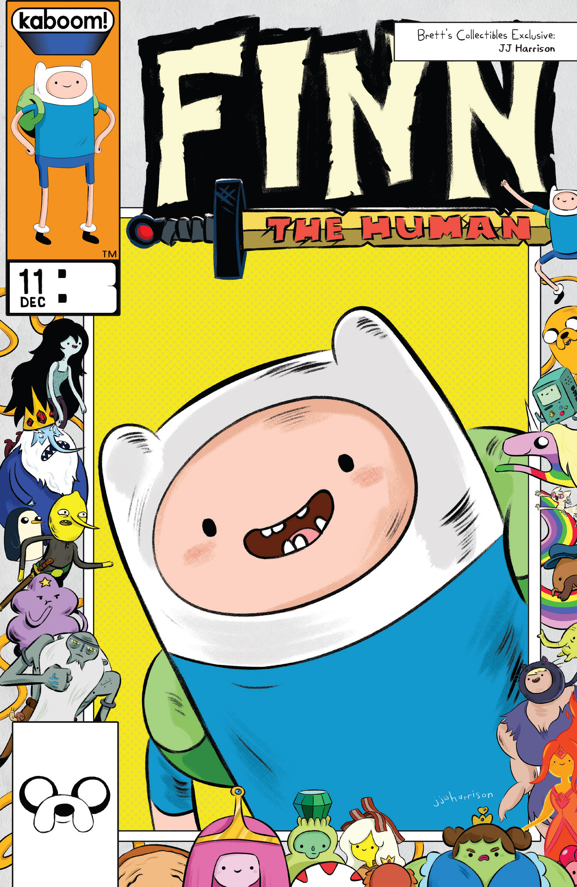 Read online Adventure Time comic -  Issue #Adventure Time _TPB 3 - 95