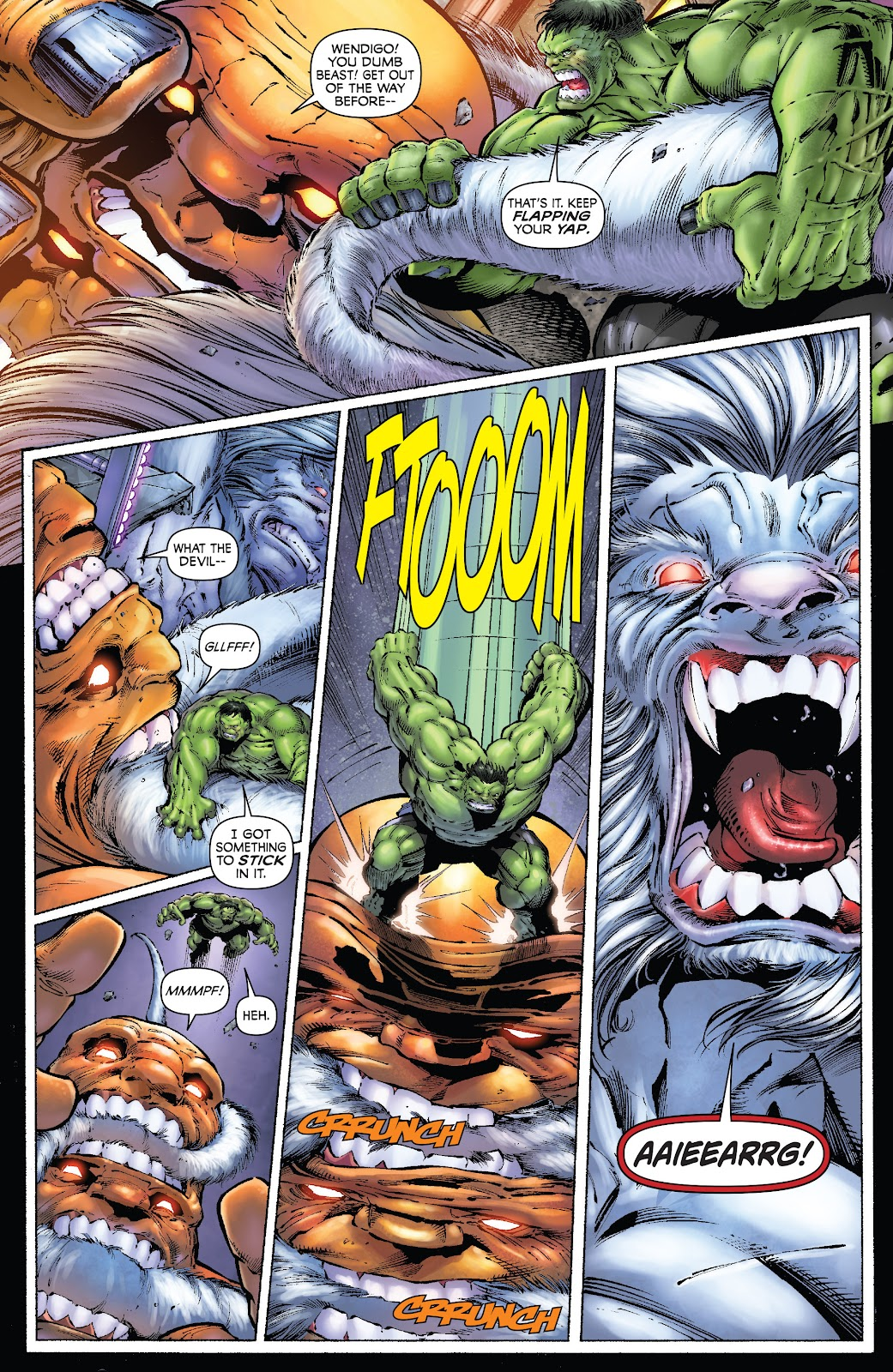 Read online Incredible Hulks (2010) comic -  Issue # _TPB Heart of the Monster - 40