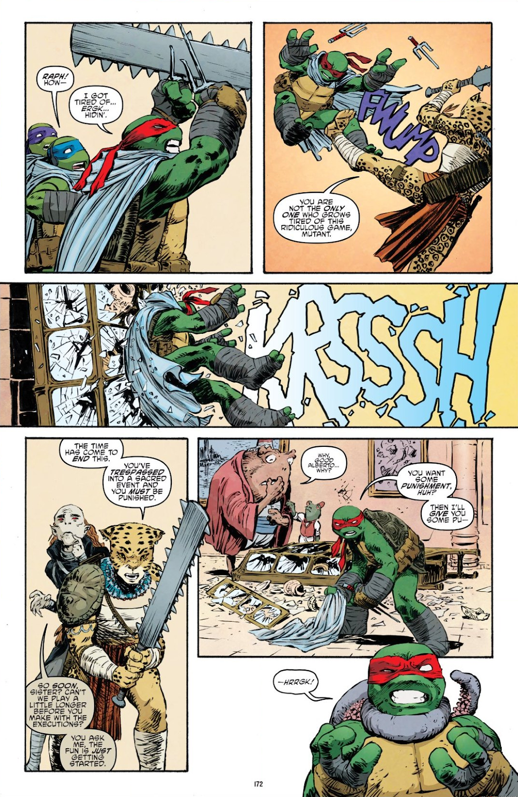 Read online Teenage Mutant Ninja Turtles: The IDW Collection comic -  Issue # TPB 9 (Part 2) - 71