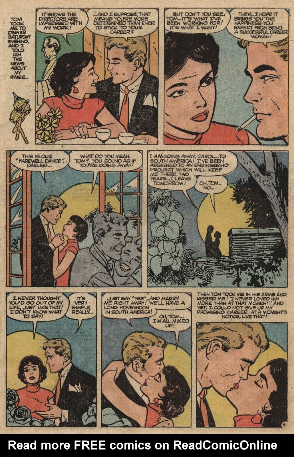 Love Romances (1949) issue 66 - Page 31