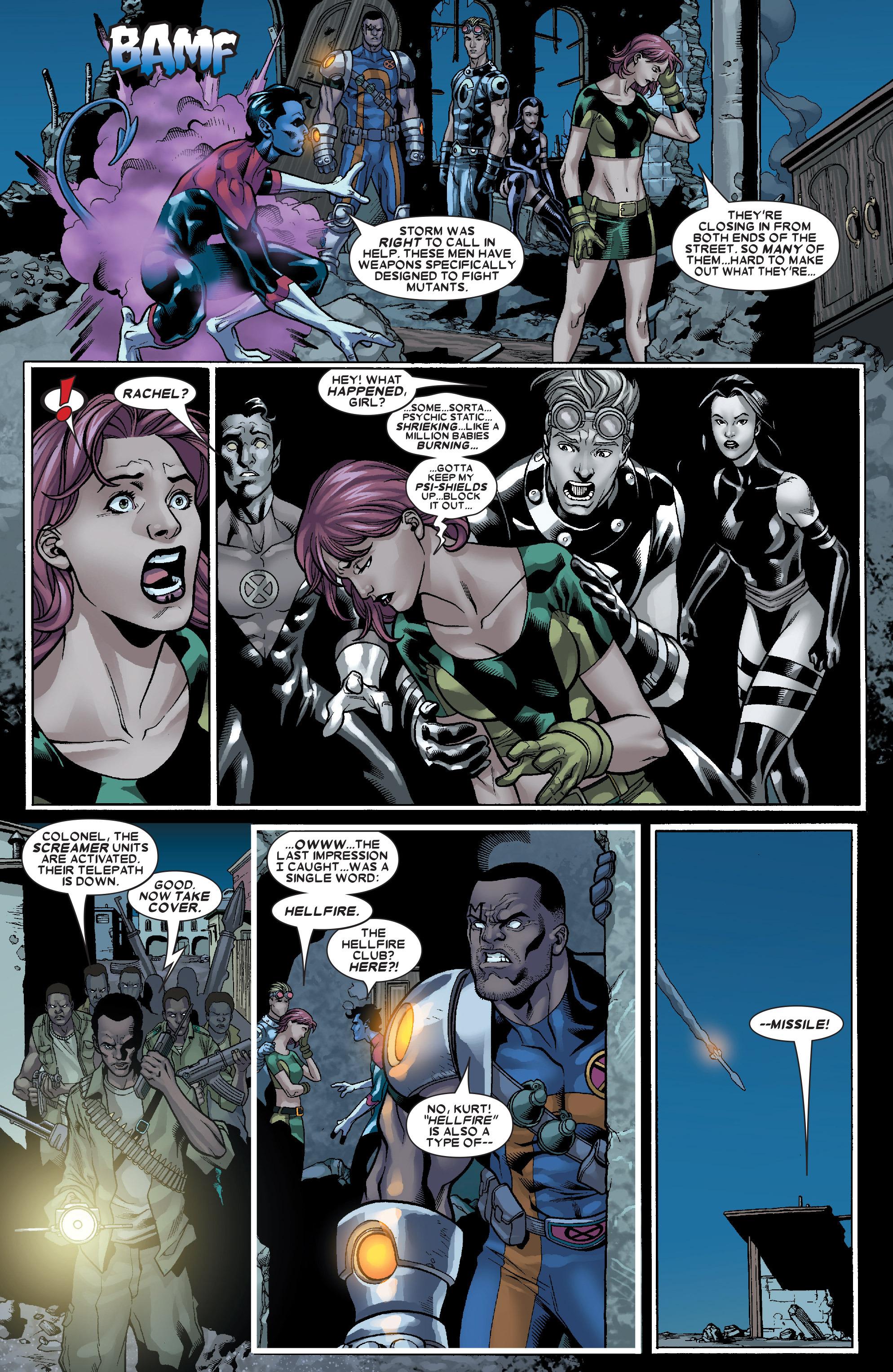 Read online Uncanny X-Men (1963) comic -  Issue # _Annual 1 (2006) - 15