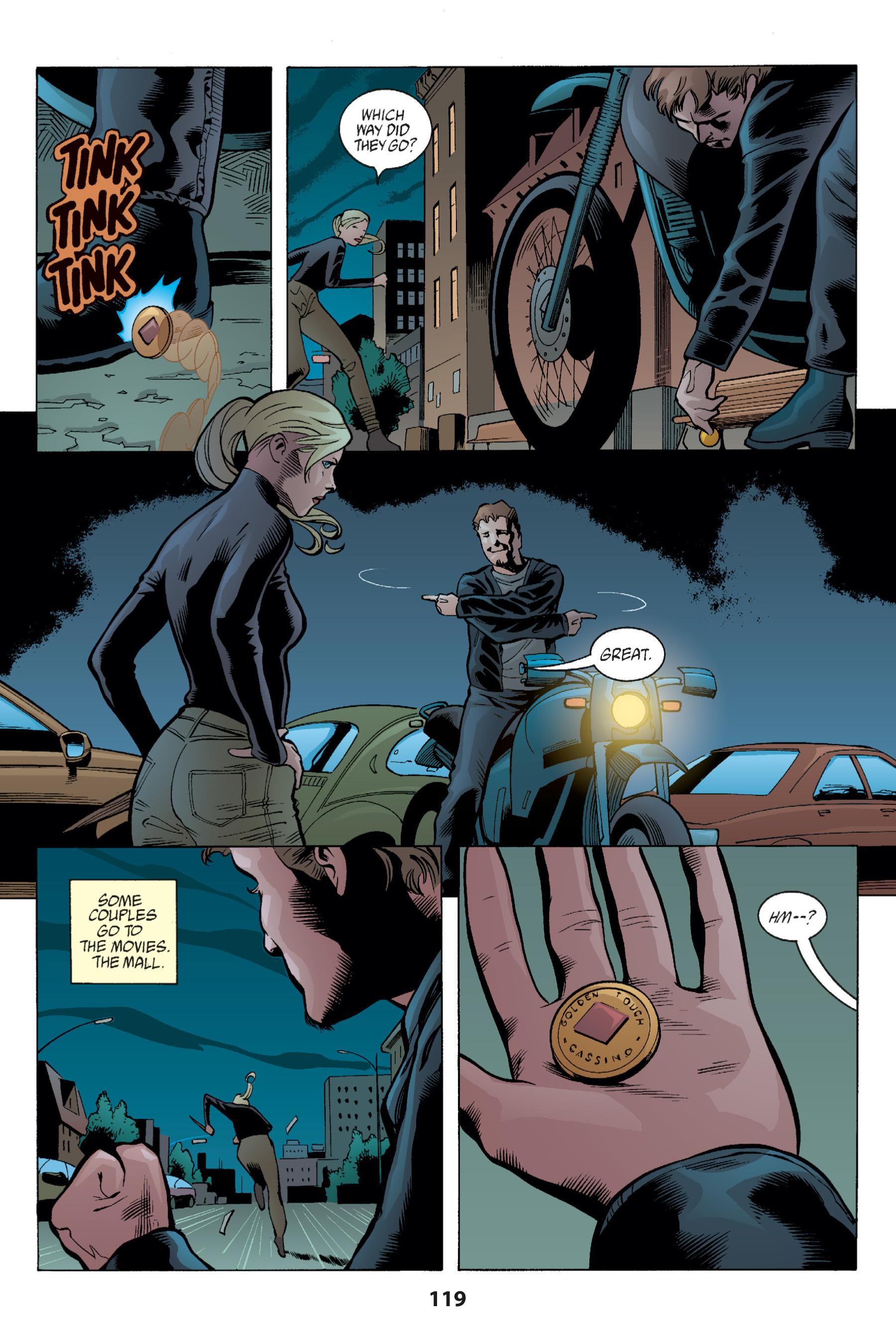 Read online Buffy the Vampire Slayer: Omnibus comic -  Issue # TPB 1 - 118