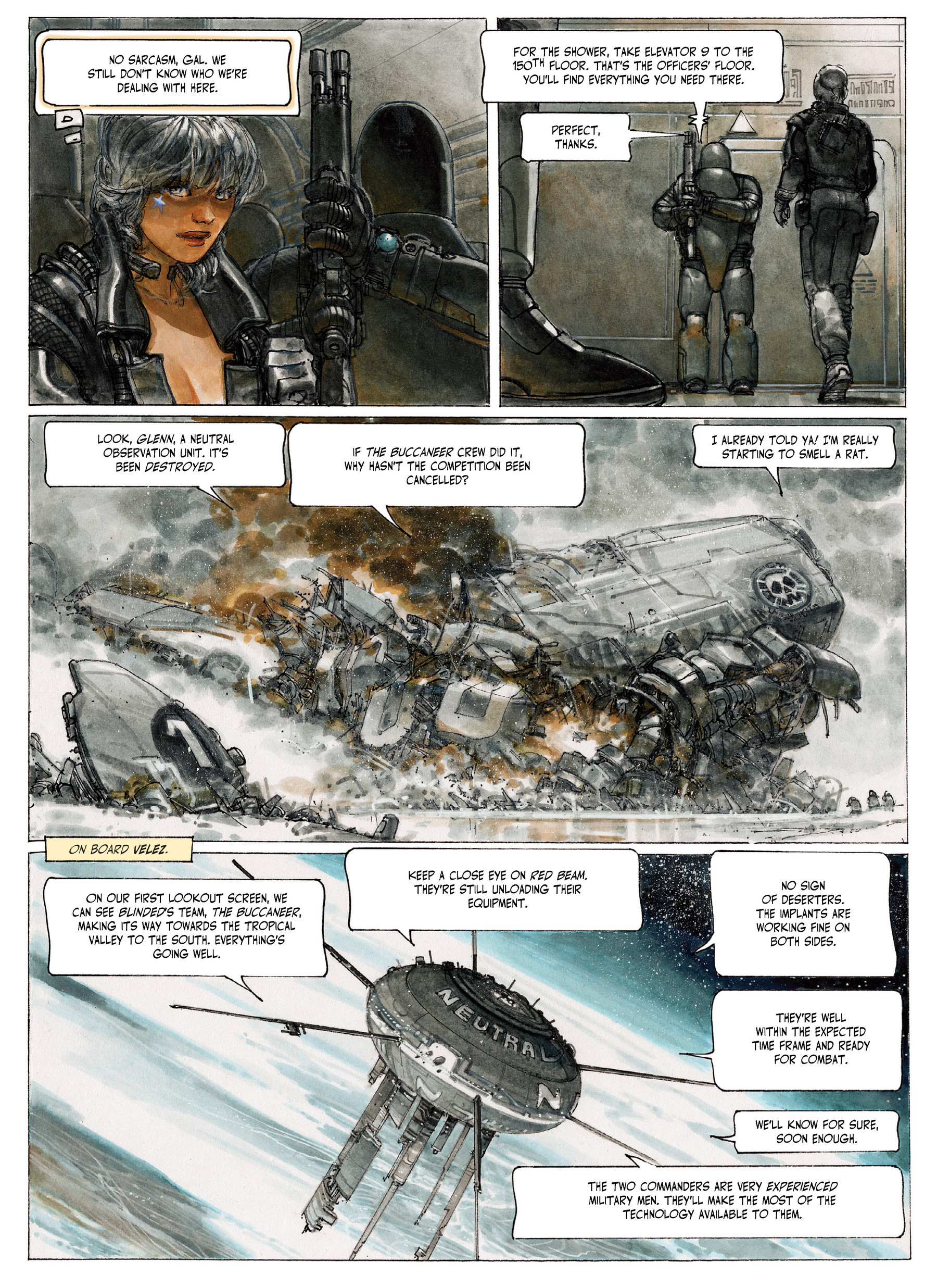 Read online The Fourth Power comic -  Issue #4 - 18