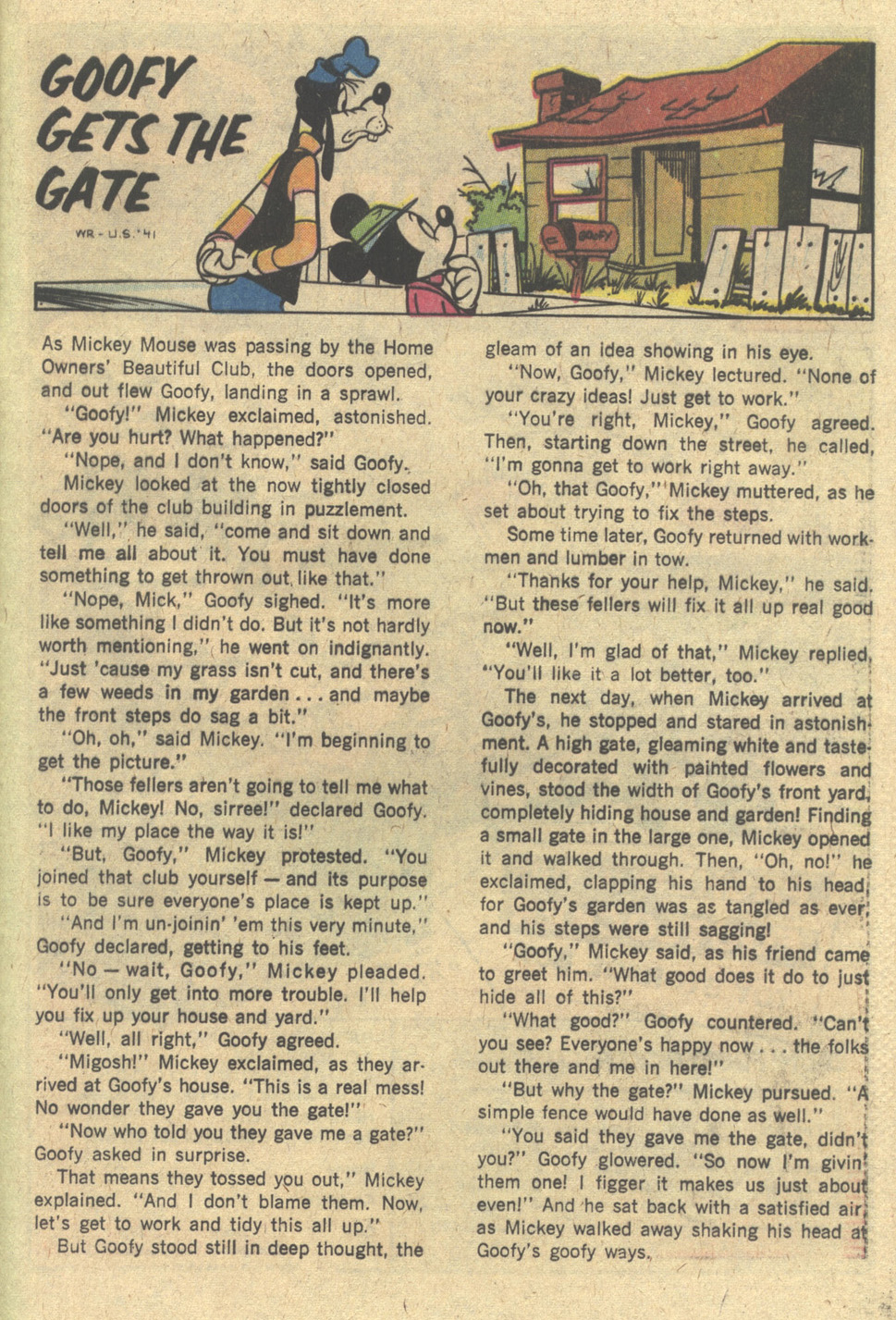 Read online Uncle Scrooge (1953) comic -  Issue #165 - 33