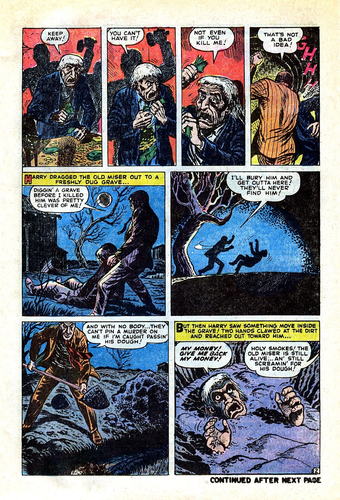 Chamber of Chills (1972) issue 10 - Page 13