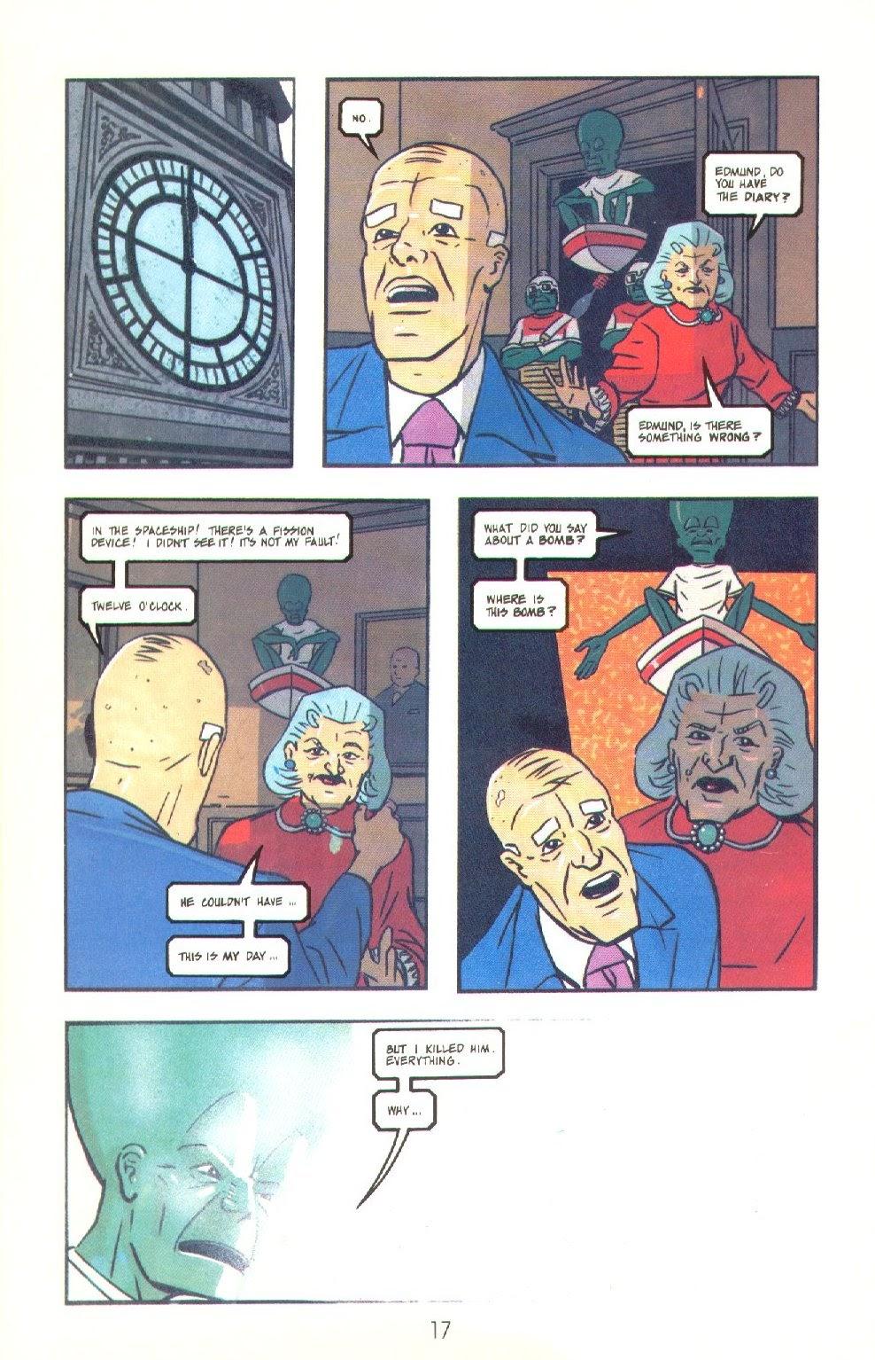 Read online Dare comic -  Issue #4 - 19