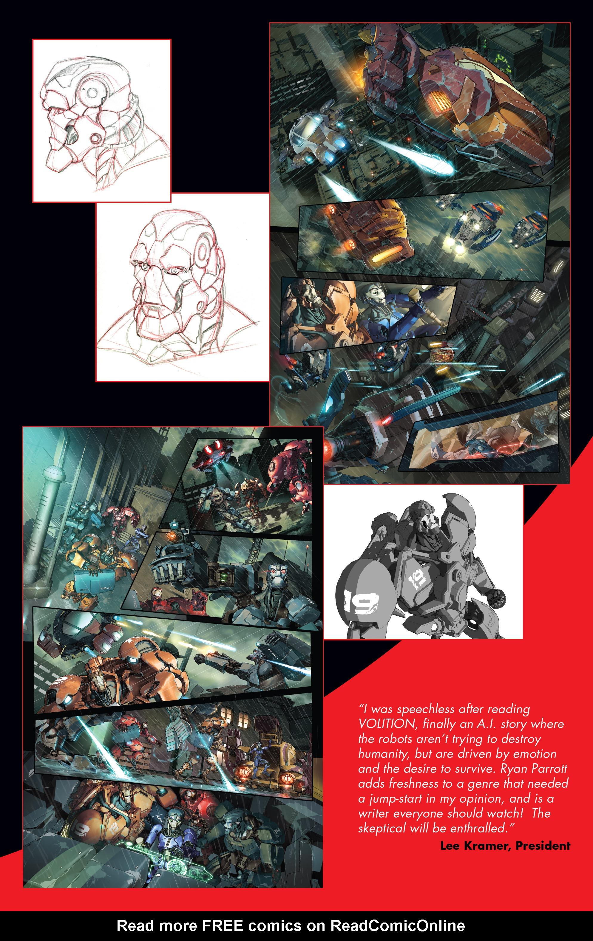 Read online Aftershock Genesis comic -  Issue #1 - 34