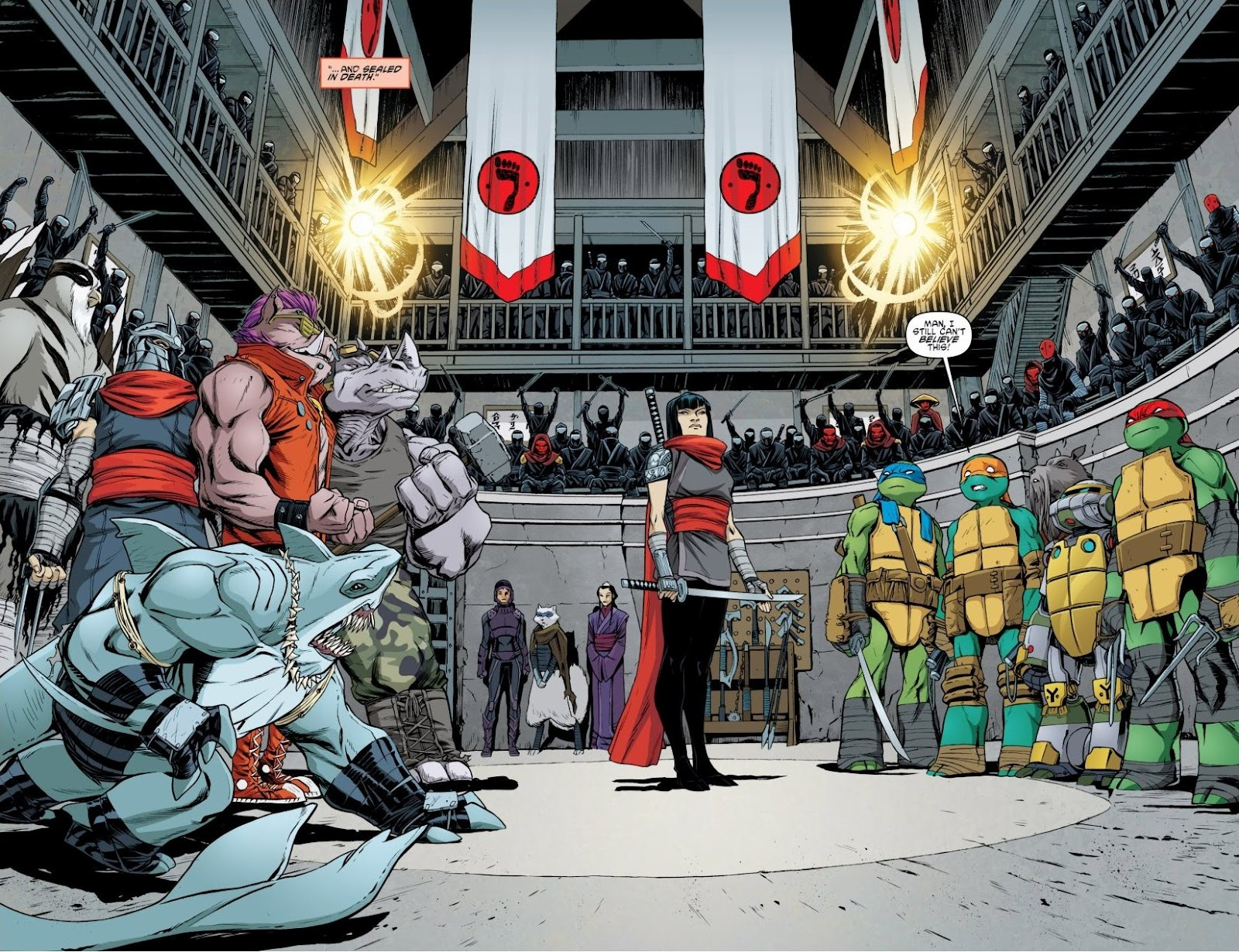 Read online Teenage Mutant Ninja Turtles: The IDW Collection comic -  Issue # TPB 6 (Part 3) - 29
