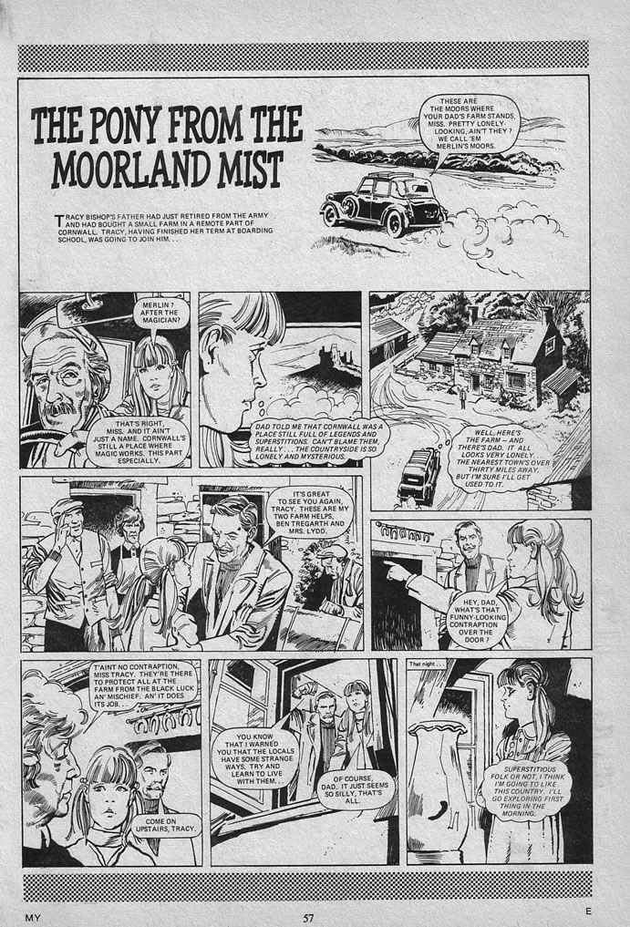 Read online Misty comic -  Issue # _Annual 1979 - 57