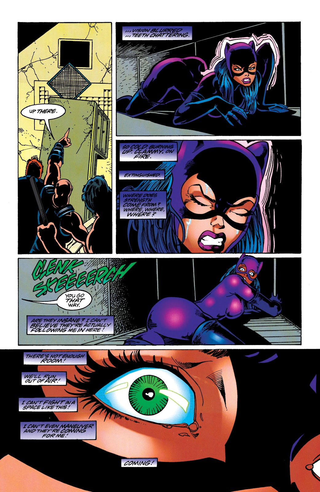 Catwoman (1993) Issue #59 #64 - English 16