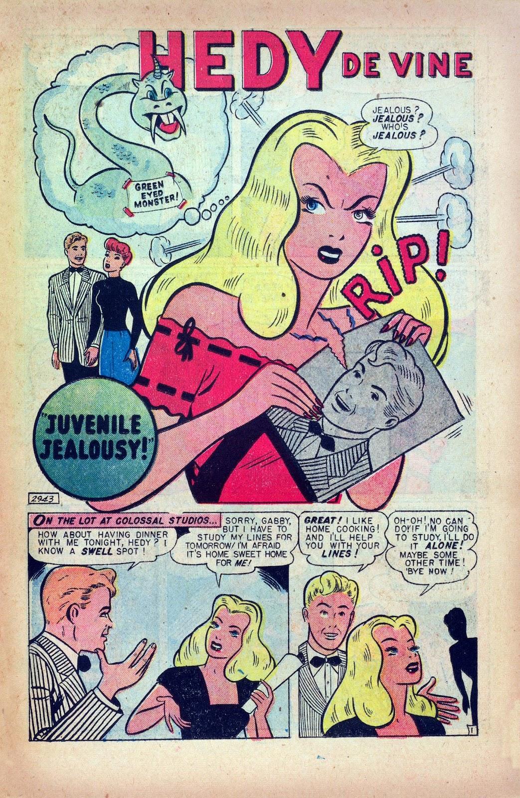 Read online Joker Comics comic -  Issue #34 - 17