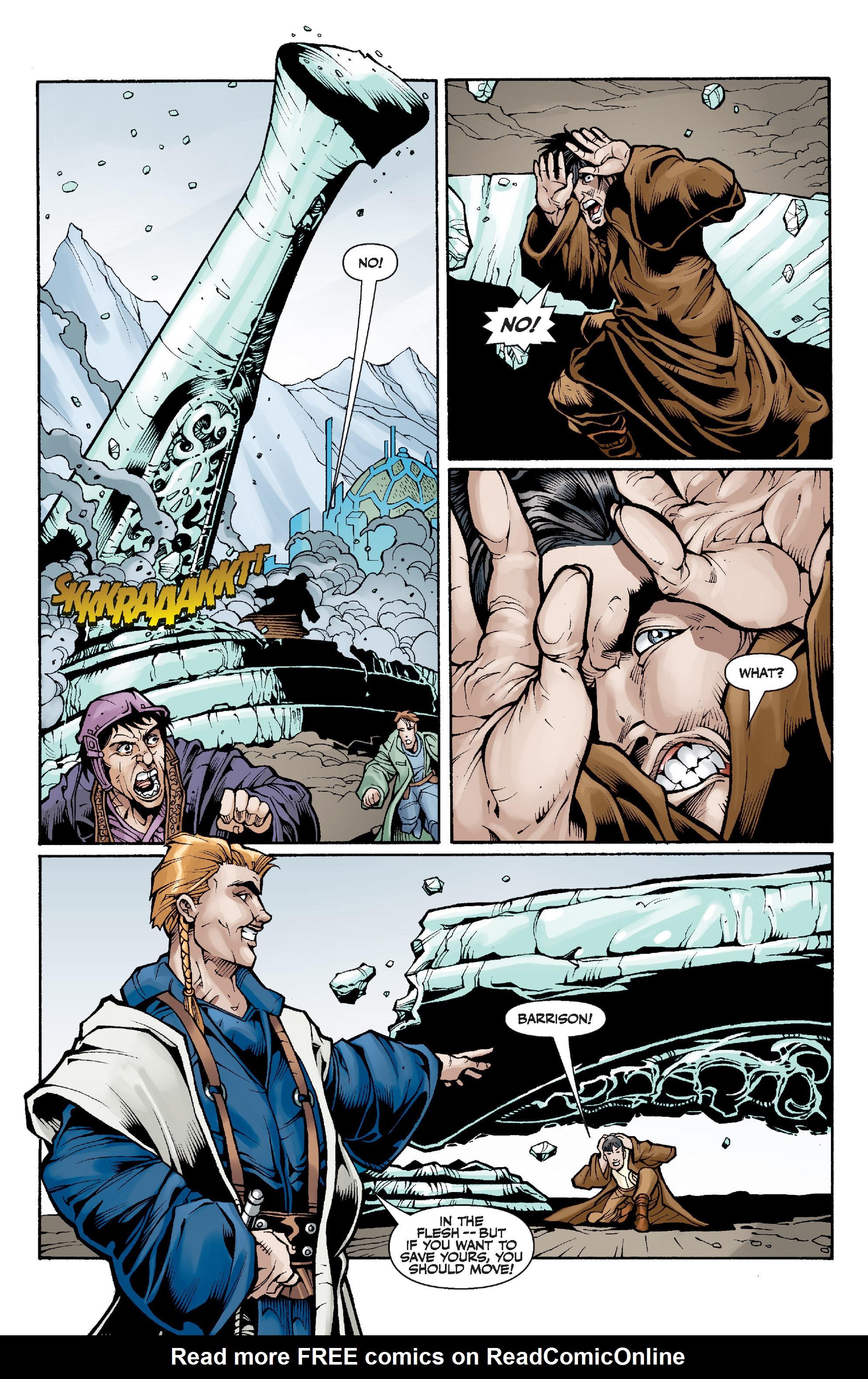Read online Star Wars Omnibus comic -  Issue # Vol. 32 - 330
