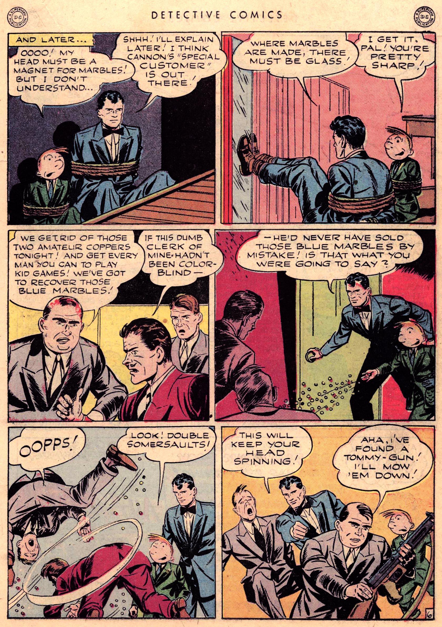 Read online Detective Comics (1937) comic -  Issue #95 - 27
