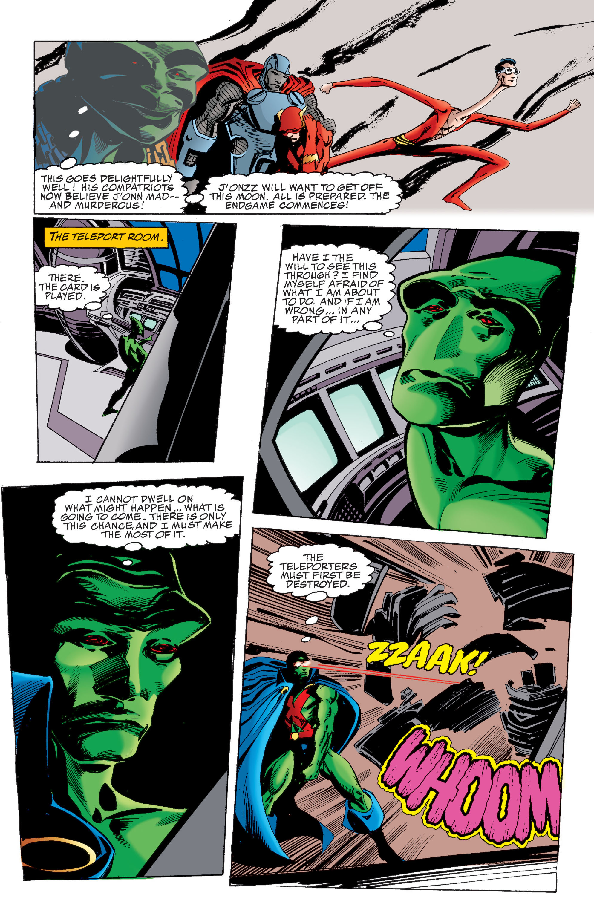 Read online Martian Manhunter: Son of Mars comic -  Issue # TPB - 184