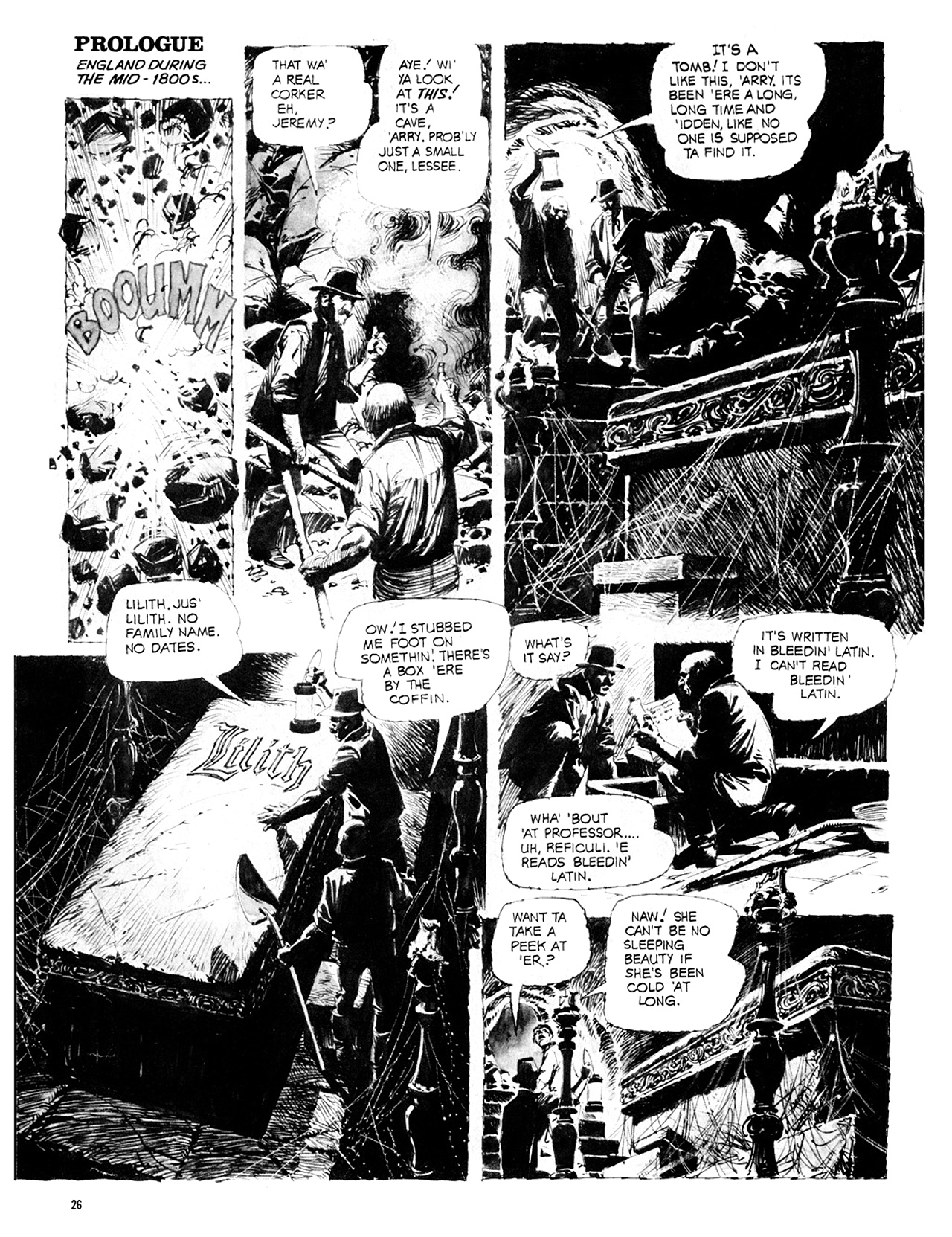 Read online Eerie Archives comic -  Issue # TPB 10 - 27
