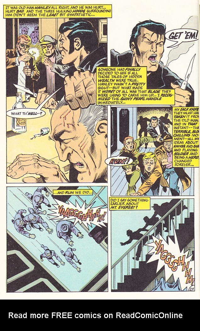 Read online Twisted Tales (1987) comic -  Issue # Full - 24