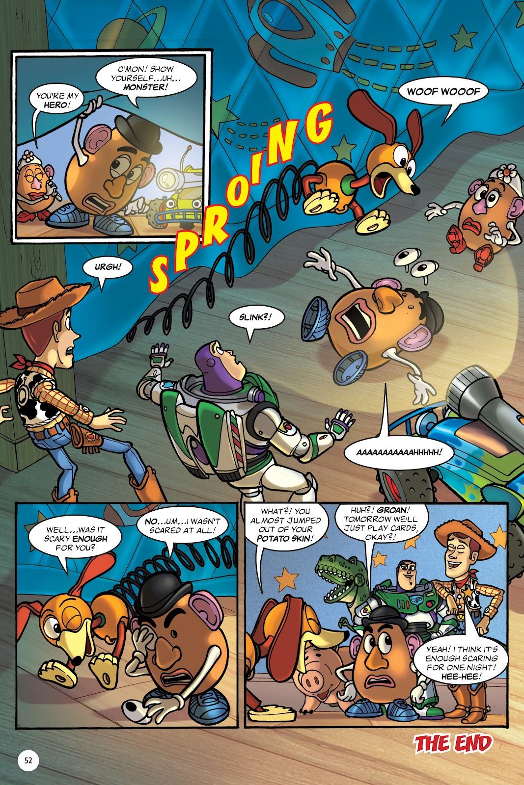 Read online DISNEY·PIXAR Toy Story Adventures comic -  Issue # TPB 1 (Part 1) - 52