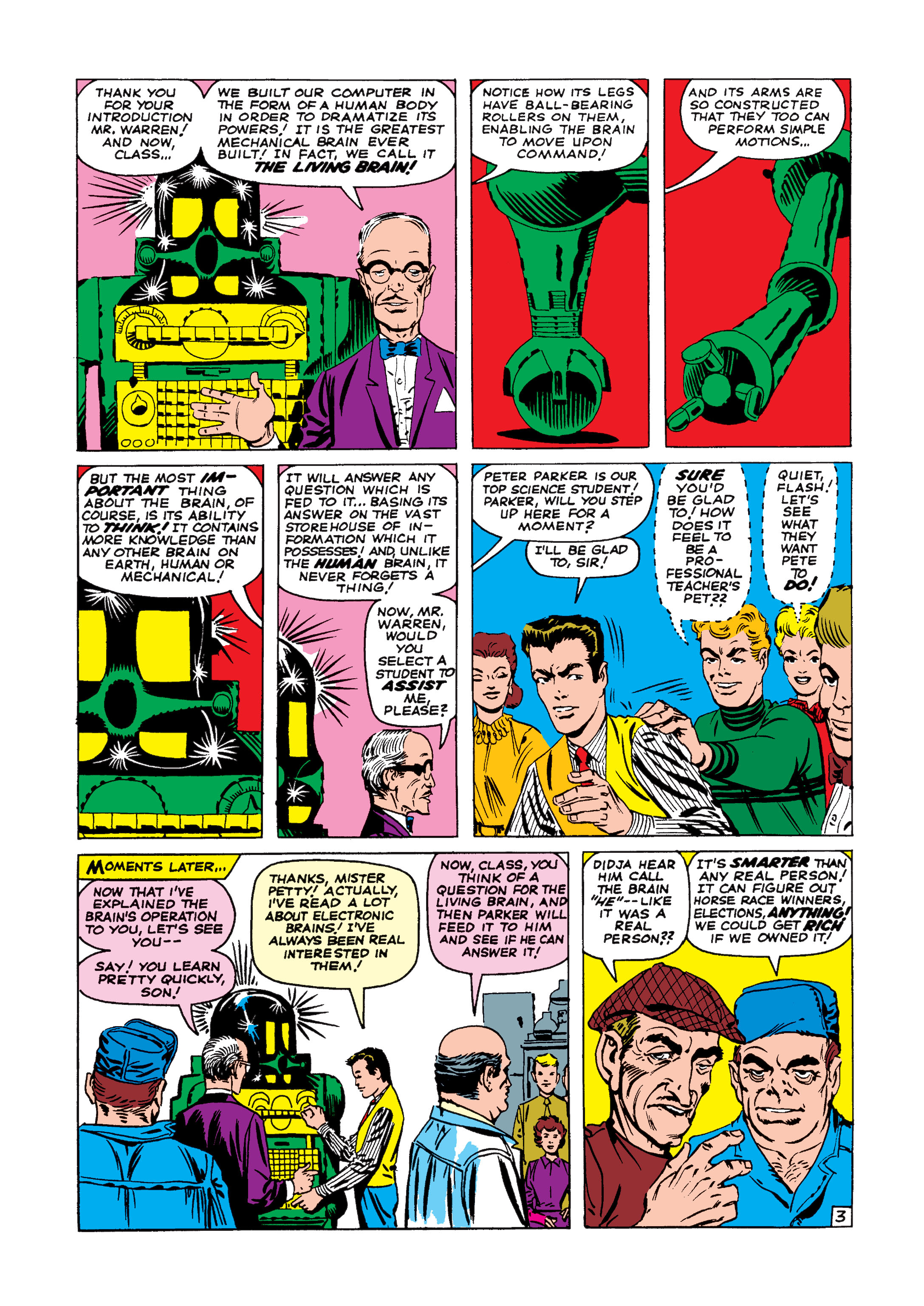 The Amazing Spider-Man (1963) 8 Page 3