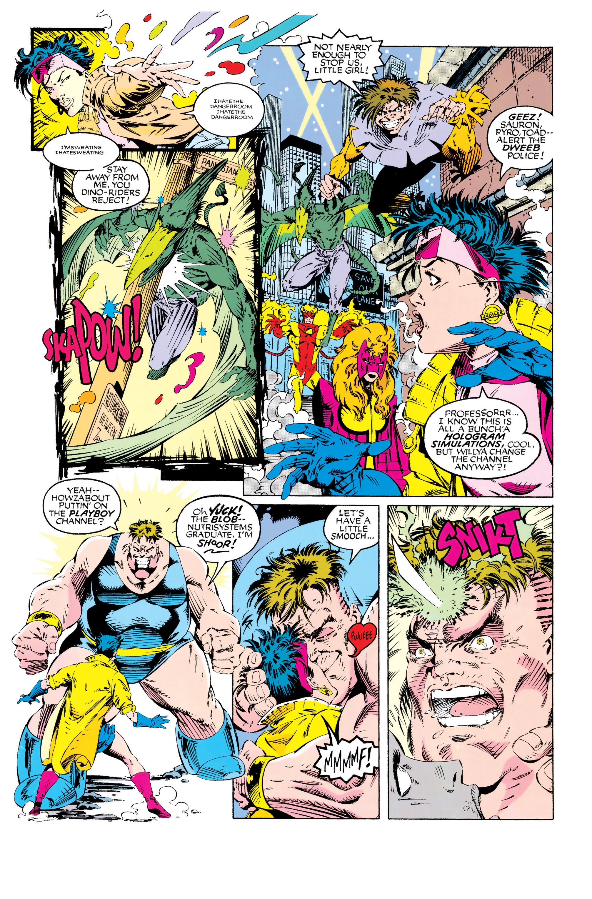 X-Men (1991) 12 Page 7