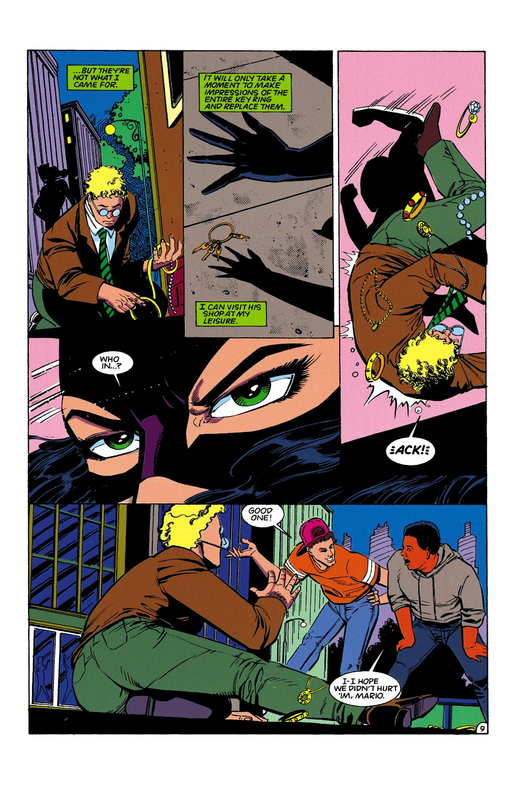 Catwoman (1993) Issue #8 #13 - English 10