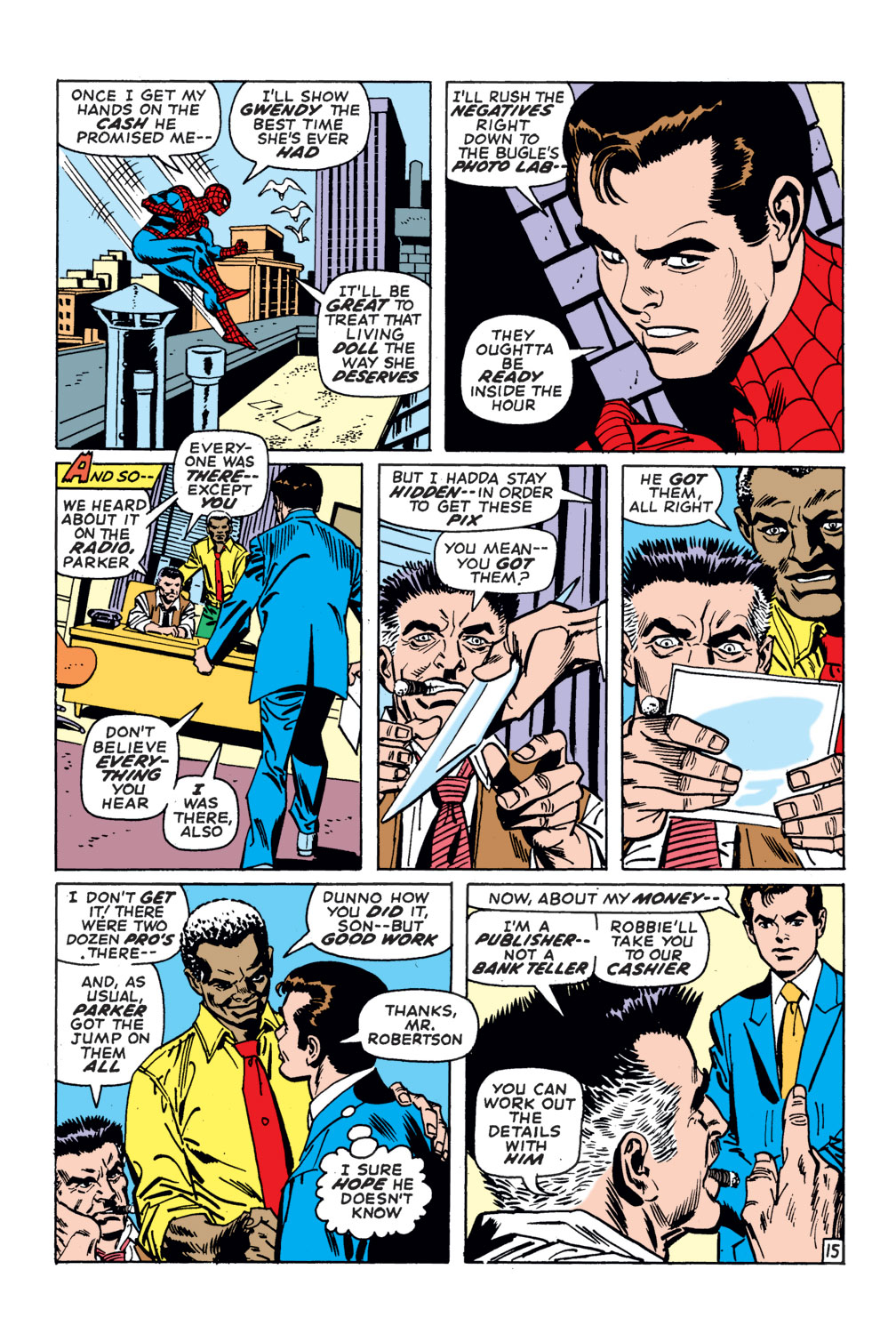 The Amazing Spider-Man (1963) 99 Page 14