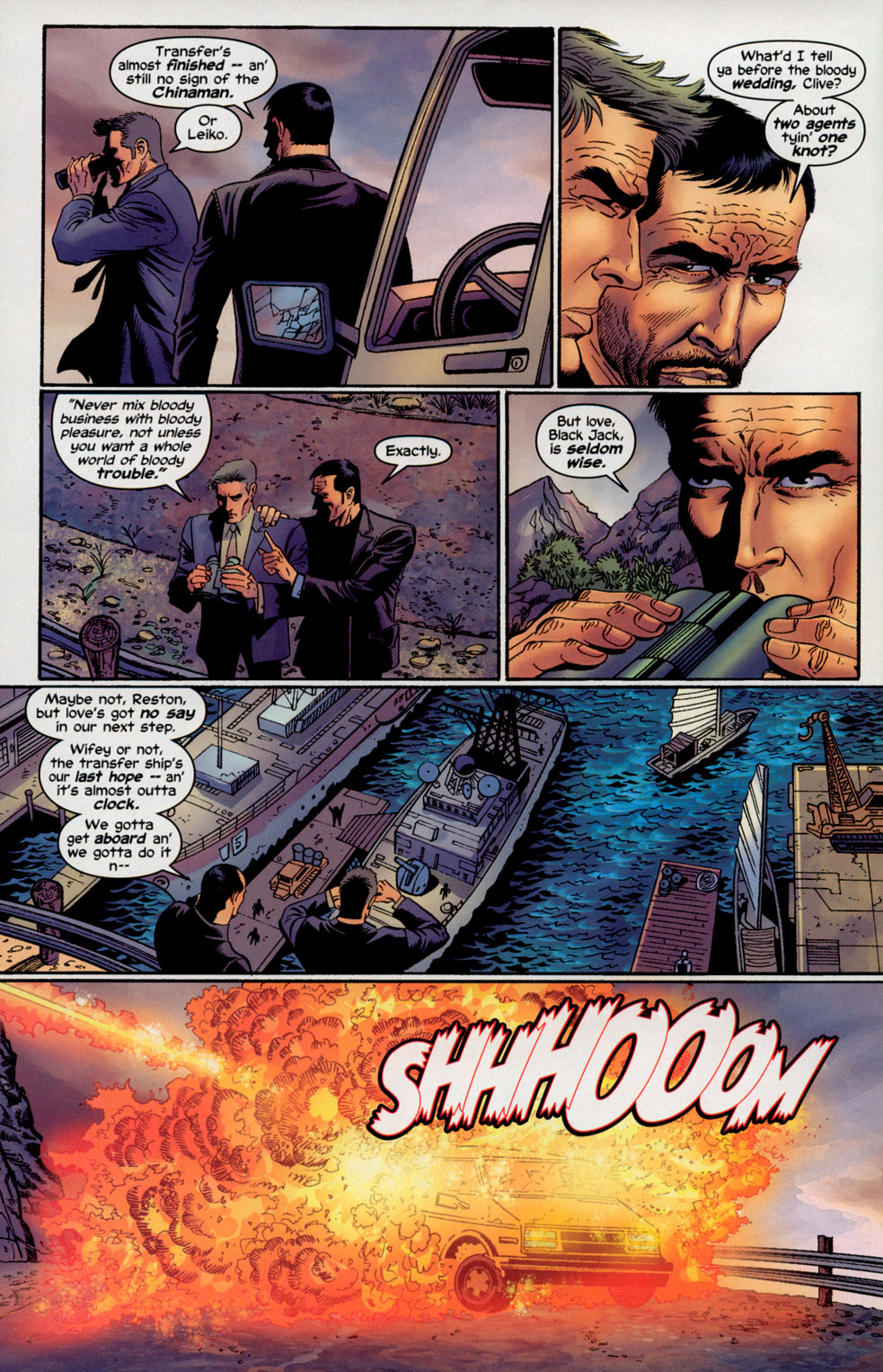 Read online Shang-Chi: Master of Kung Fu comic -  Issue #4 - 10