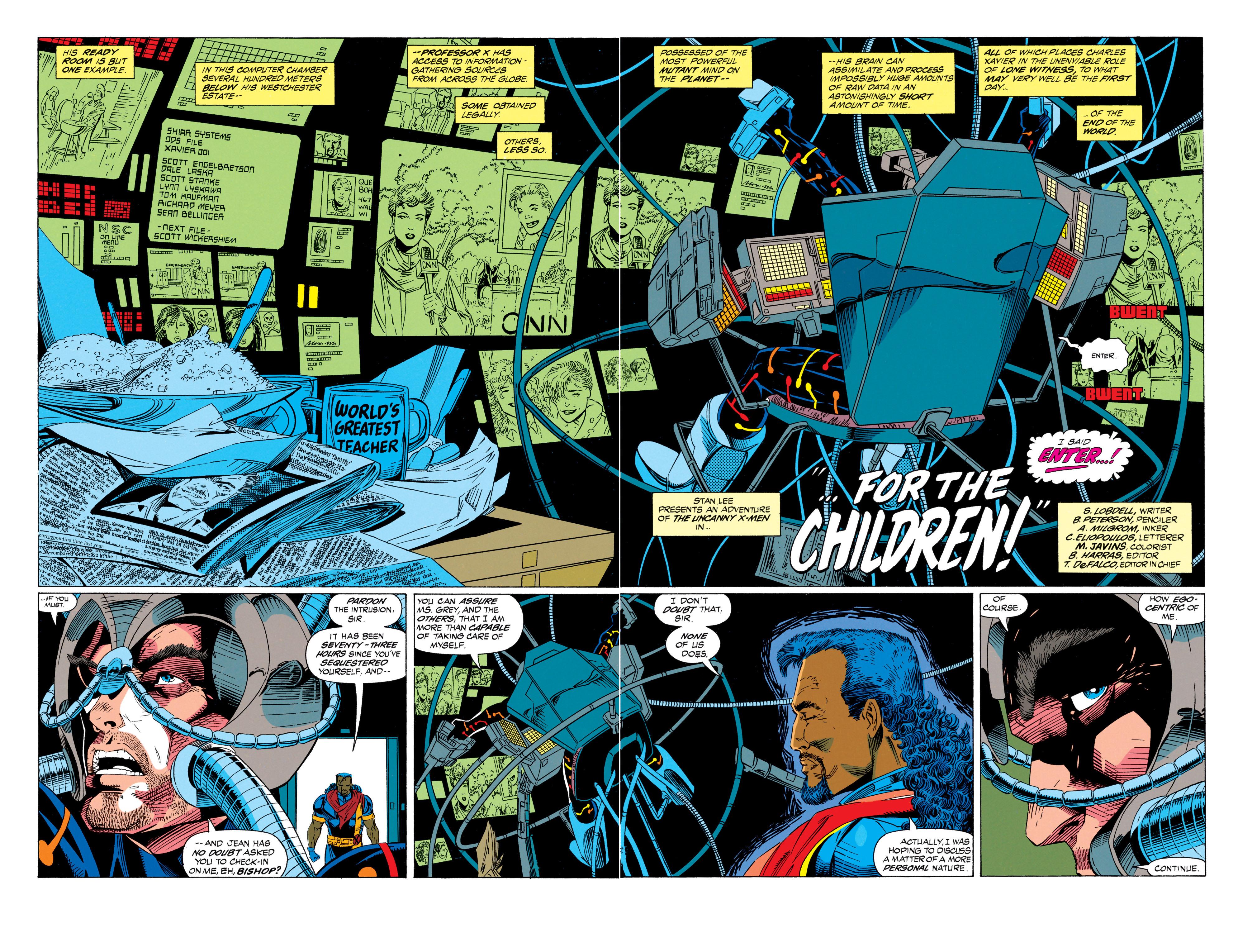 Read online Uncanny X-Men (1963) comic -  Issue #298 - 3