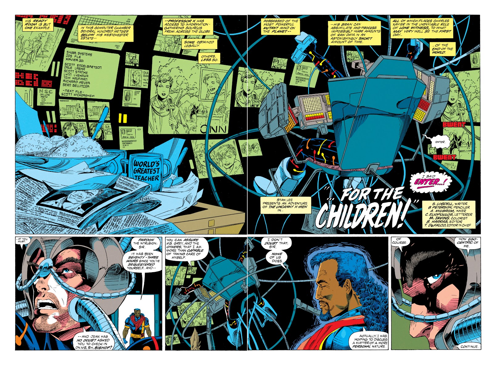 Uncanny X-Men (1963) issue 298 - Page 3