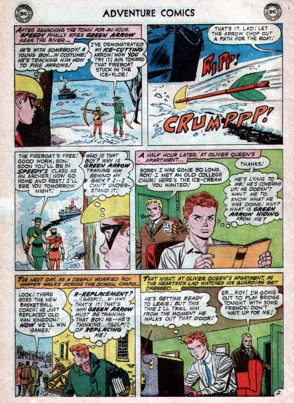 Read online Adventure Comics (1938) comic -  Issue #260 - 28