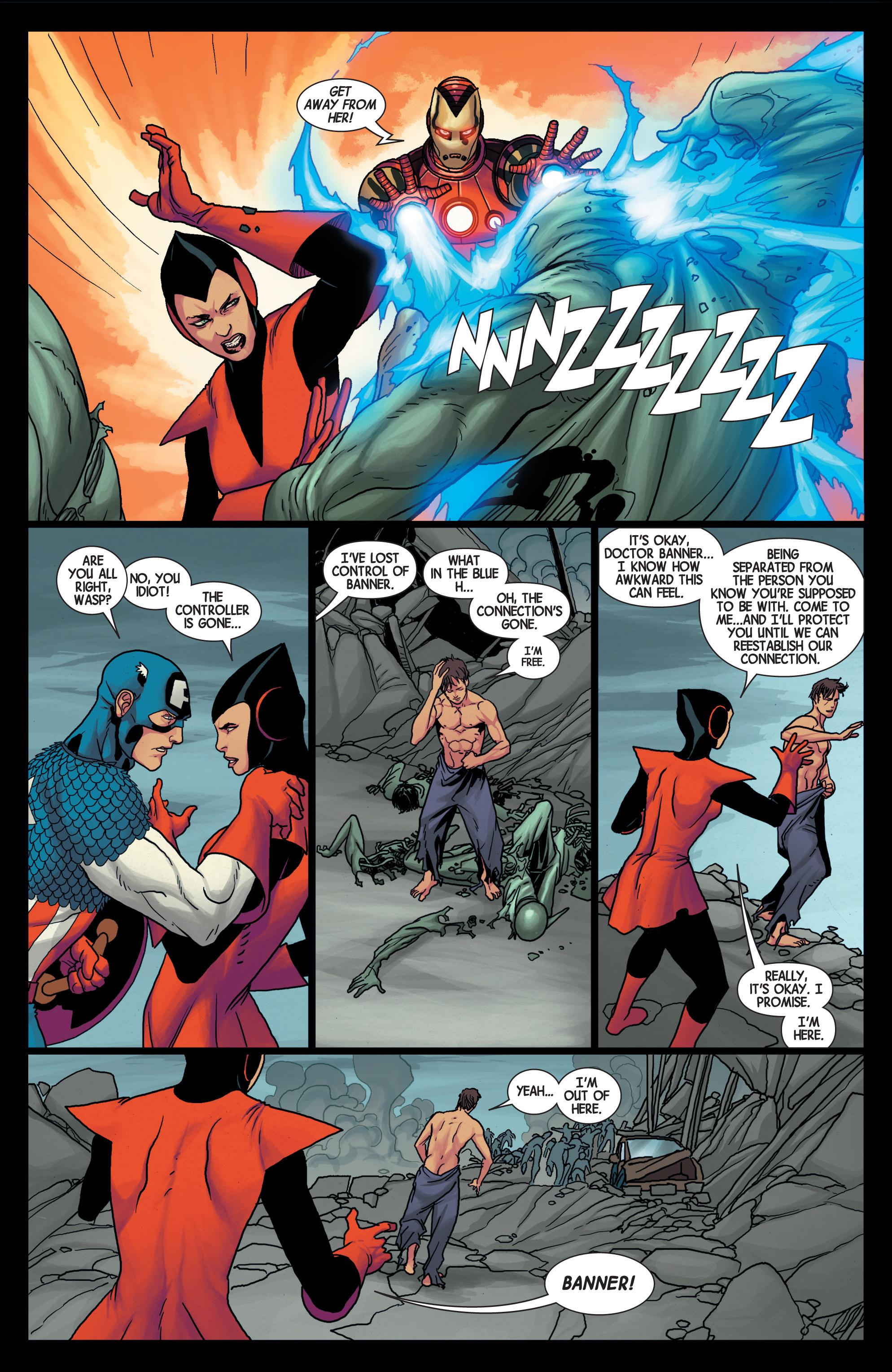 Read online Avengers (2013) comic -  Issue #Avengers (2013) _TPB 5 - 76