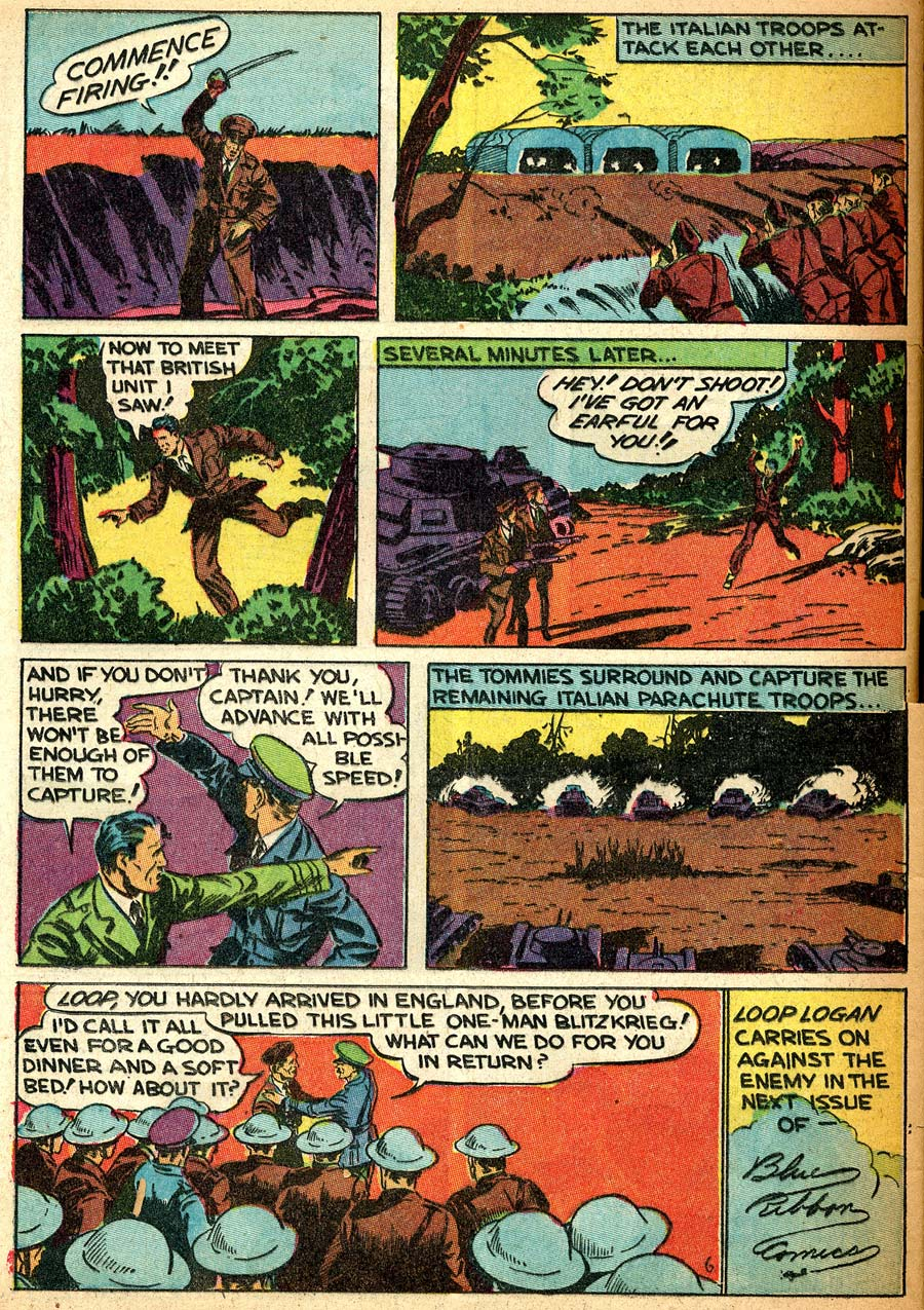 Blue Ribbon Comics (1939) issue 8 - Page 60