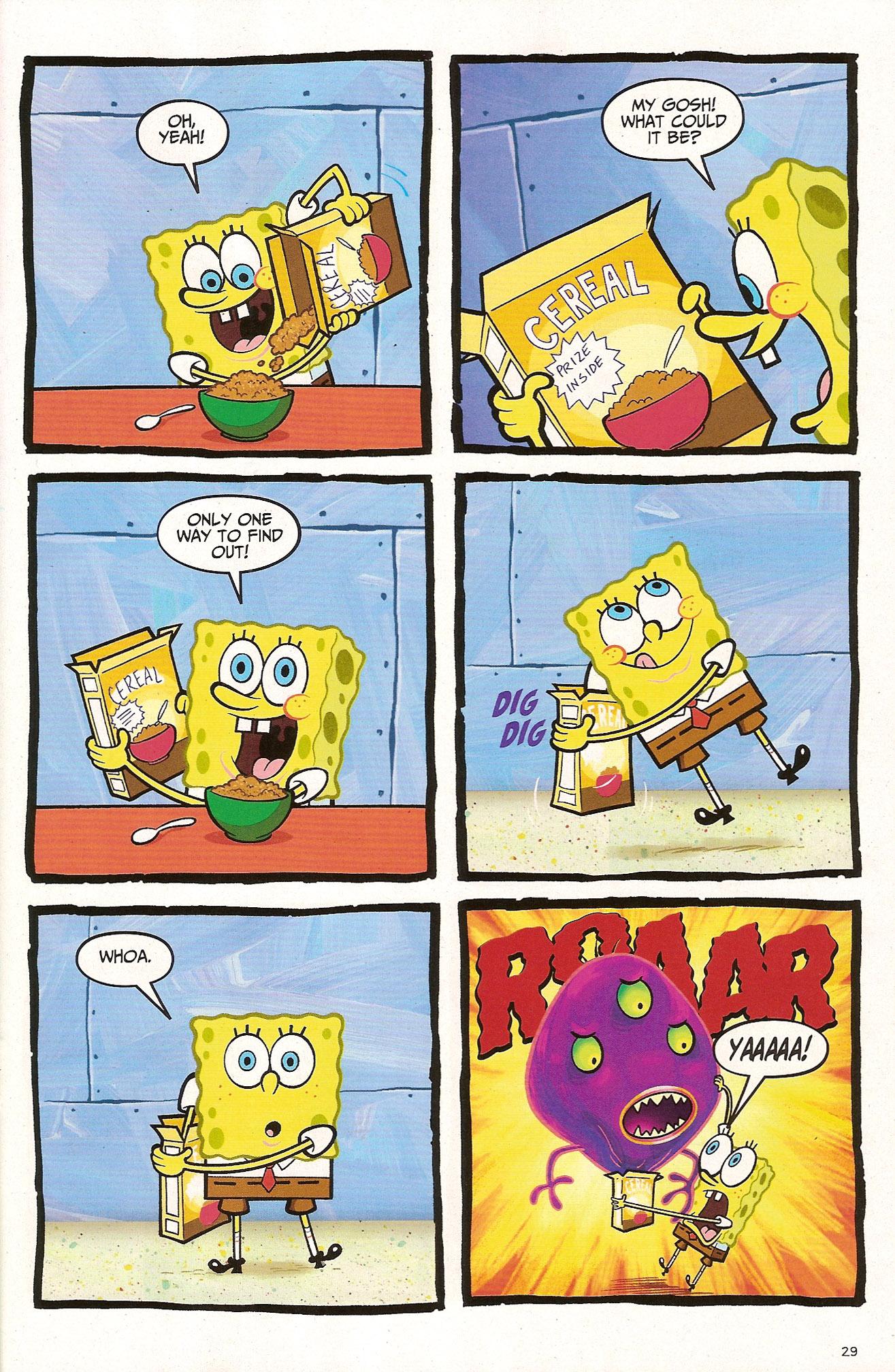 Read online Simpsons Comics comic -  Issue #174 - 31