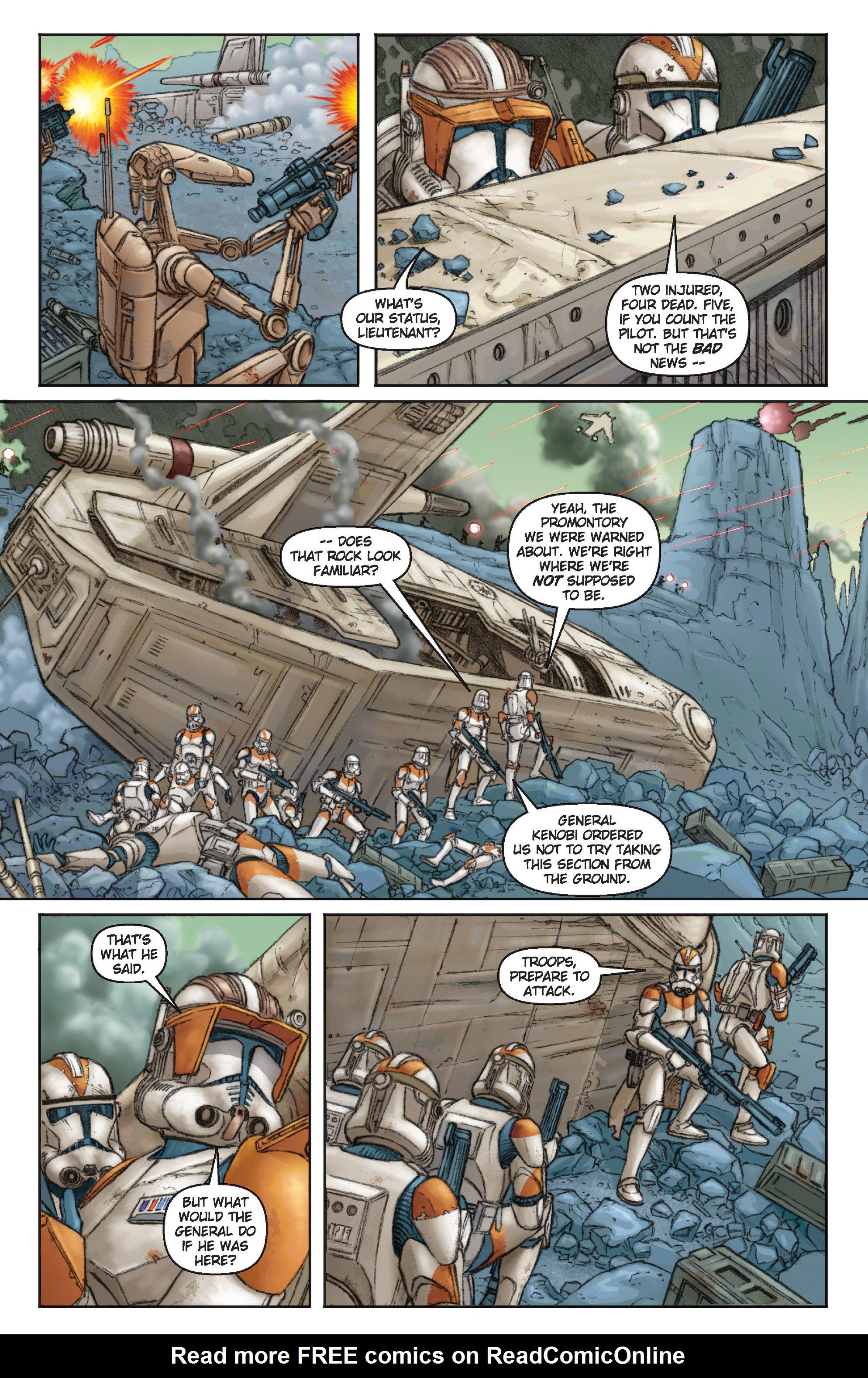 Read online Star Wars Omnibus comic -  Issue # Vol. 26 - 350