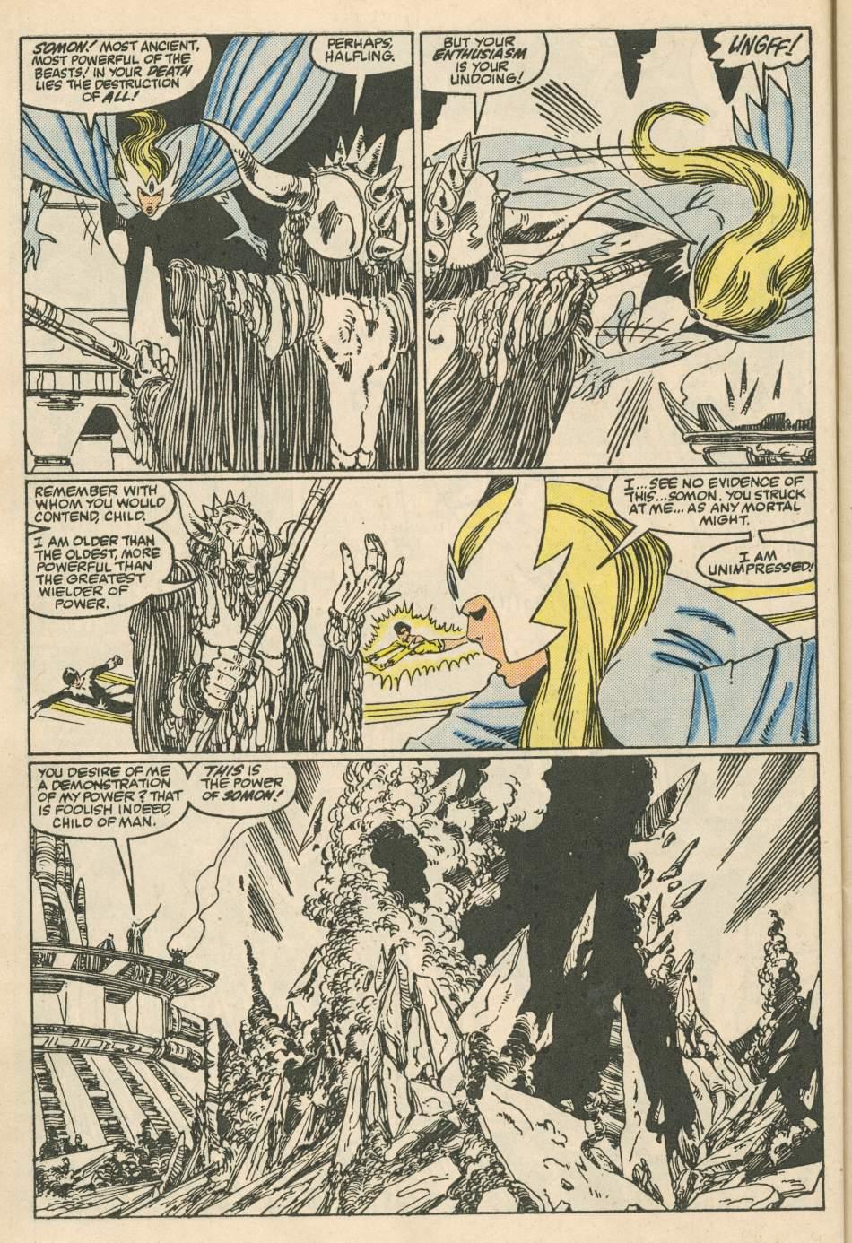 Read online Alpha Flight (1983) comic -  Issue #24 - 14