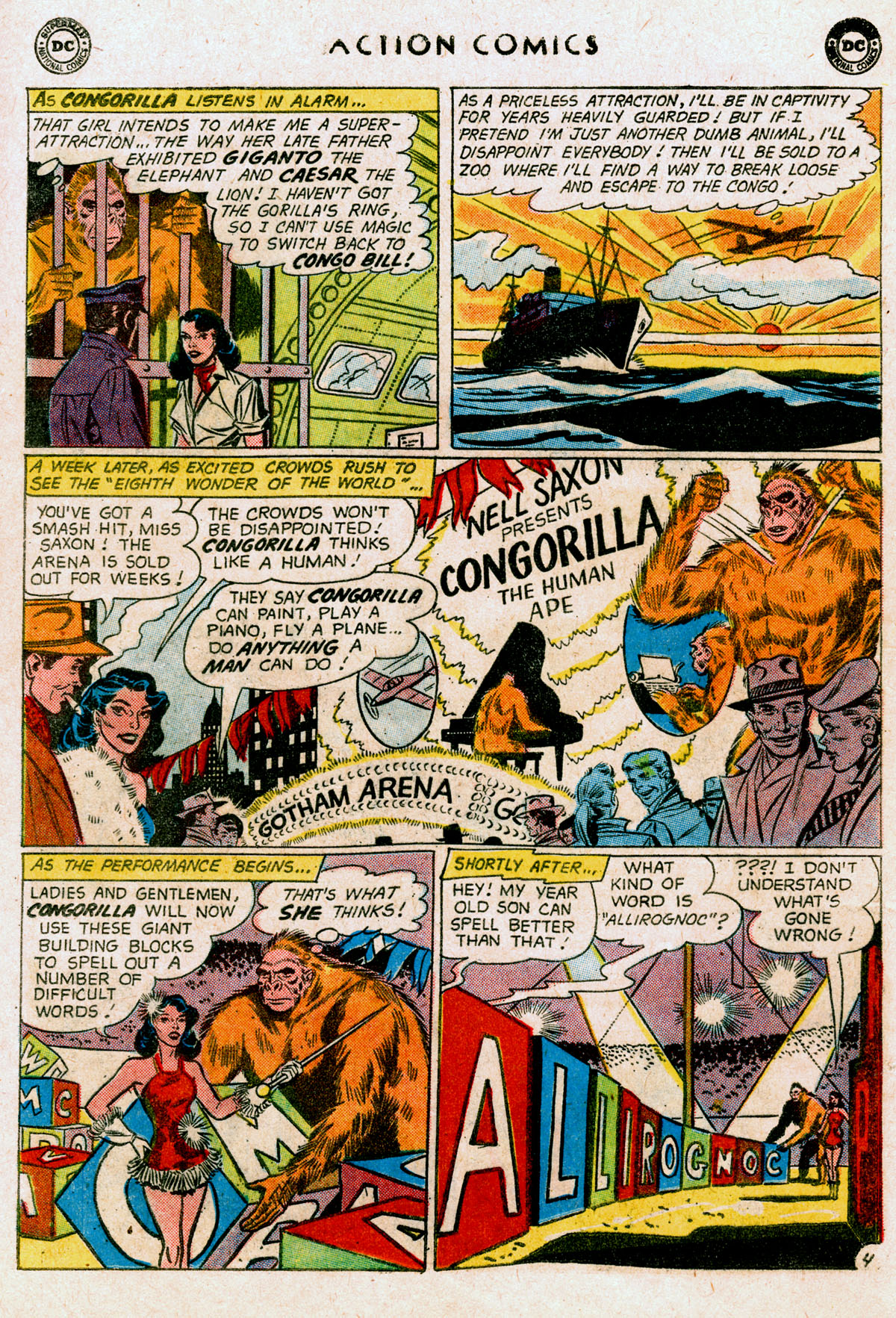 Action Comics (1938) 259 Page 19