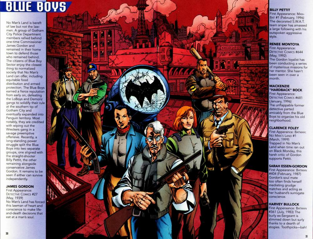 Read online Batman: No Man's Land Secret Files comic -  Issue # Full - 30