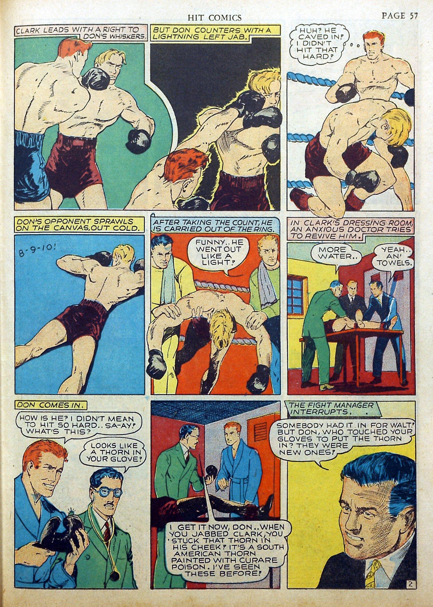Read online Hit Comics comic -  Issue #17 - 59