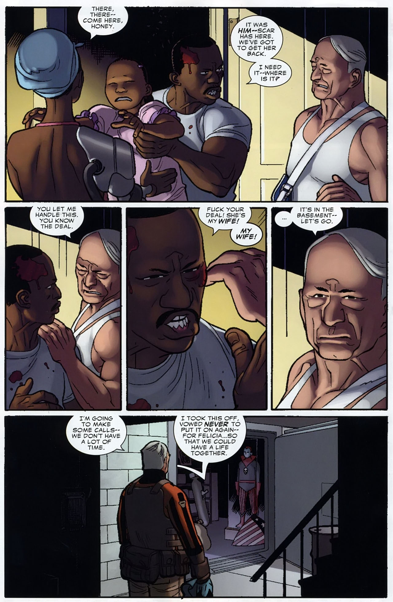 Read online Destroyer comic -  Issue #2 - 21