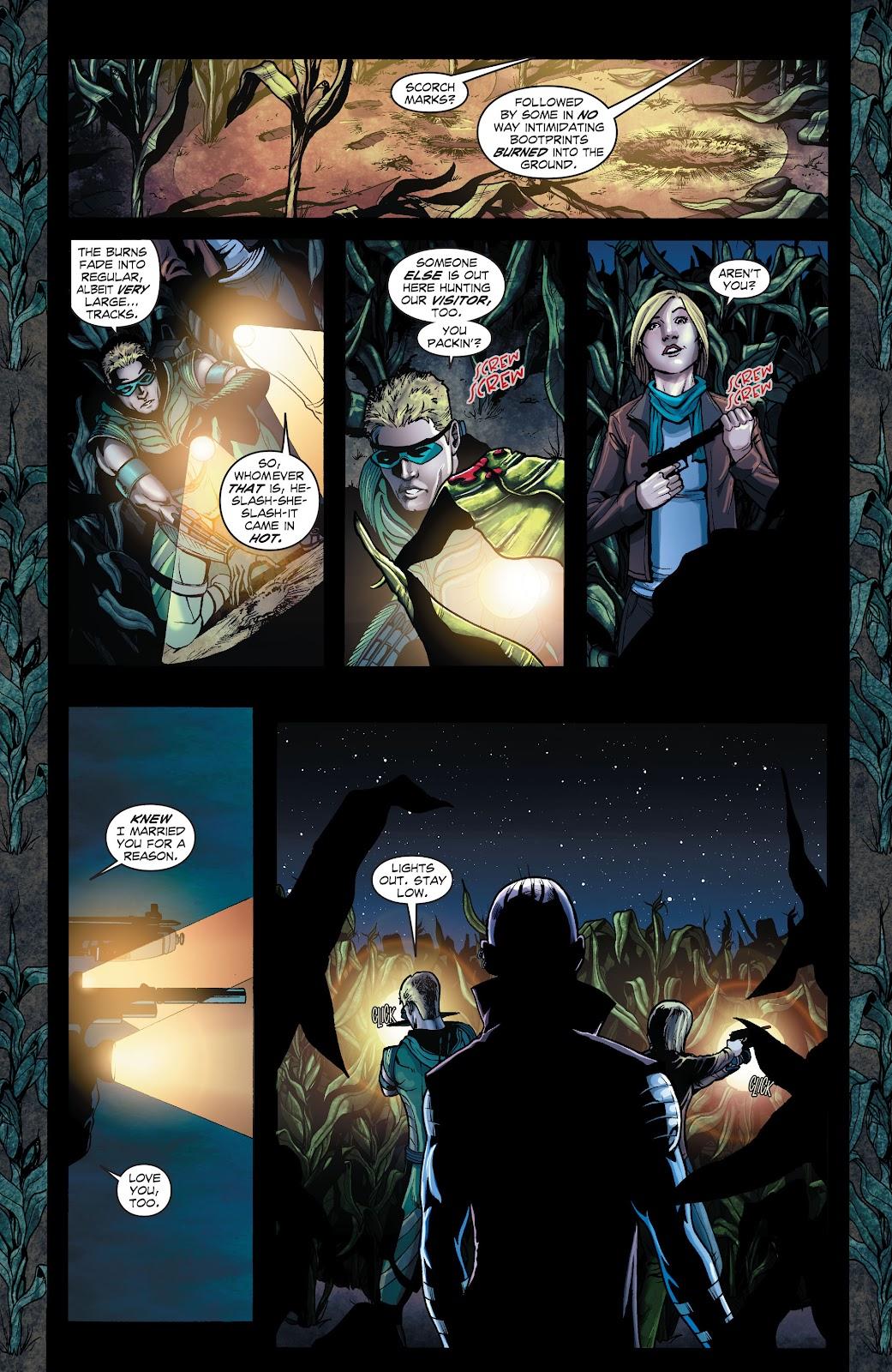 Read online Smallville Season 11 [II] comic -  Issue # TPB 1 - 94