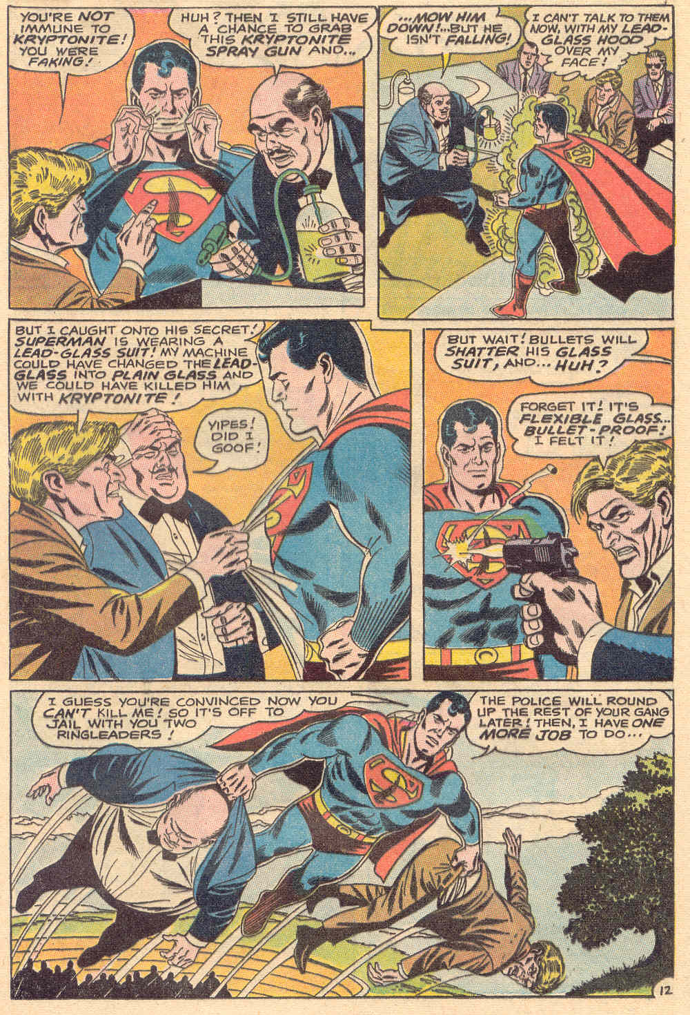 Read online Action Comics (1938) comic -  Issue #377 - 16