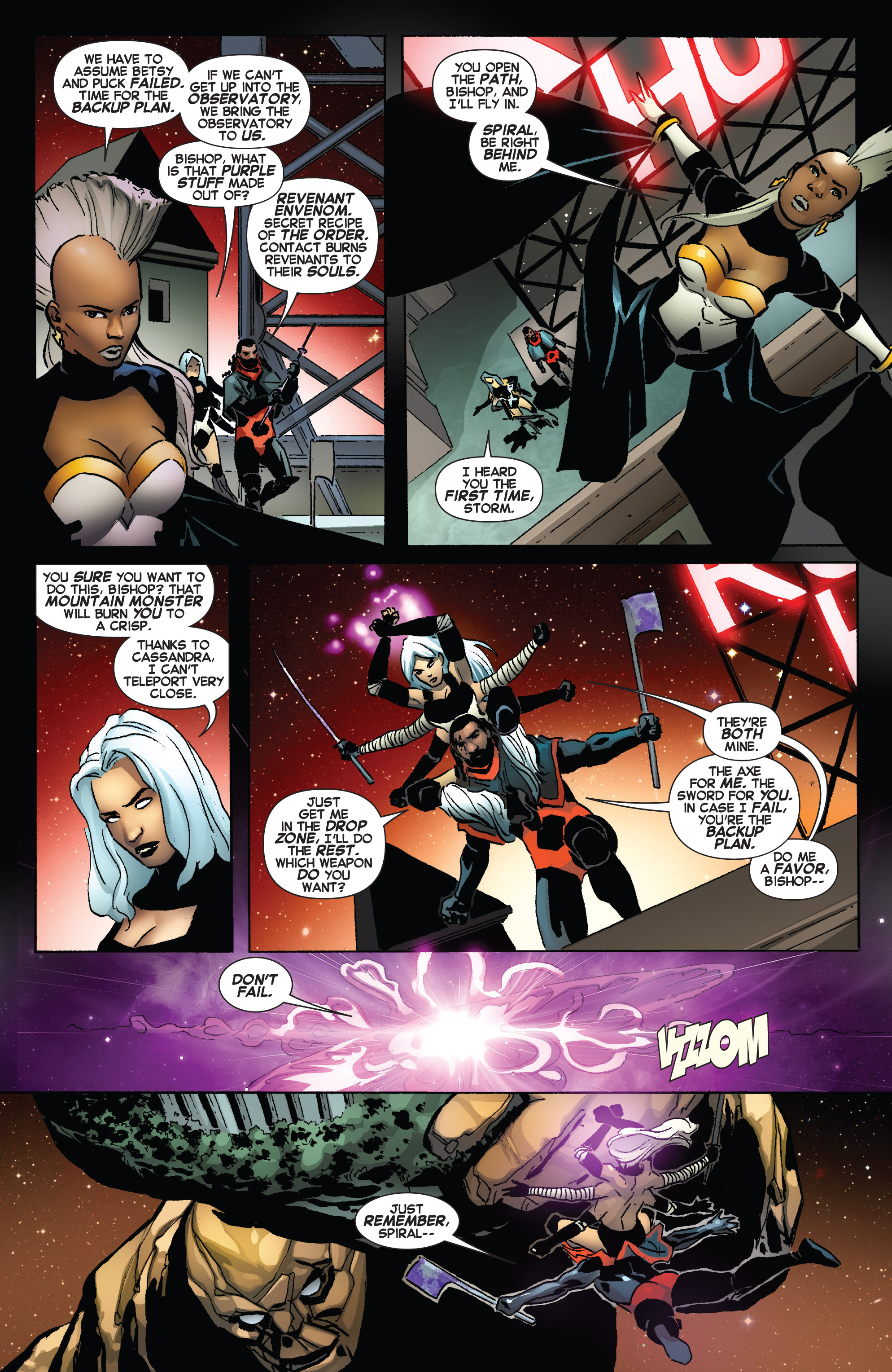 Read online Uncanny X-Force (2013) comic -  Issue #15 - 6