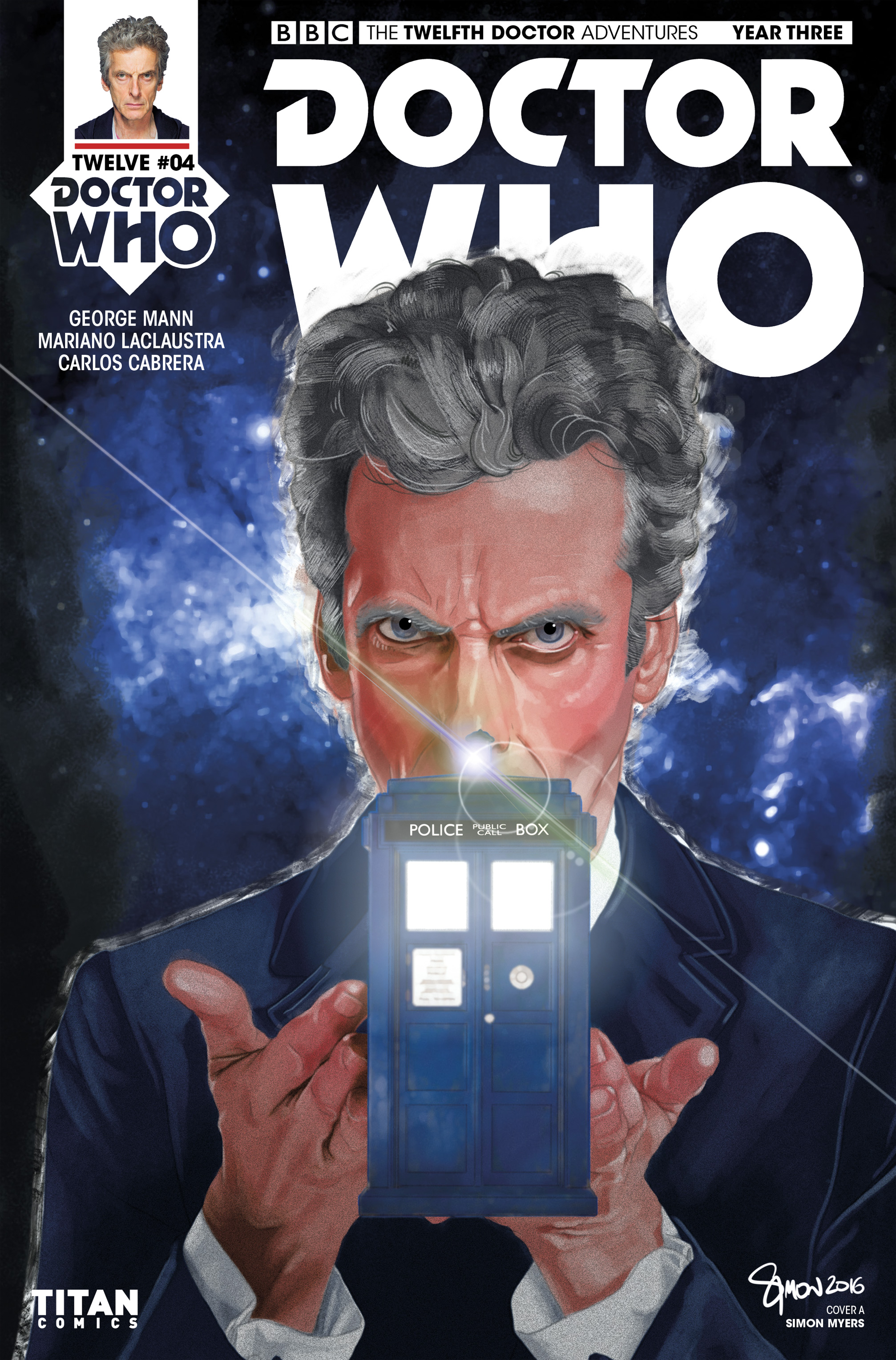 Doctor Who: The Twelfth Doctor Year Three 4 Page 1