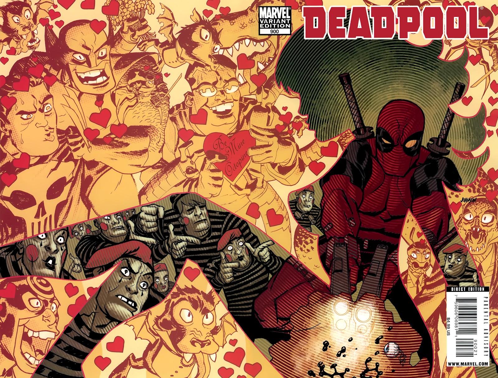Read online Deadpool (2008) comic -  Issue #900 - 2