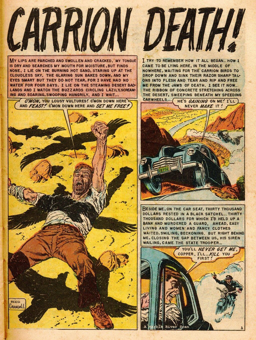 Read online Shock SuspenStories comic -  Issue #9 - 27