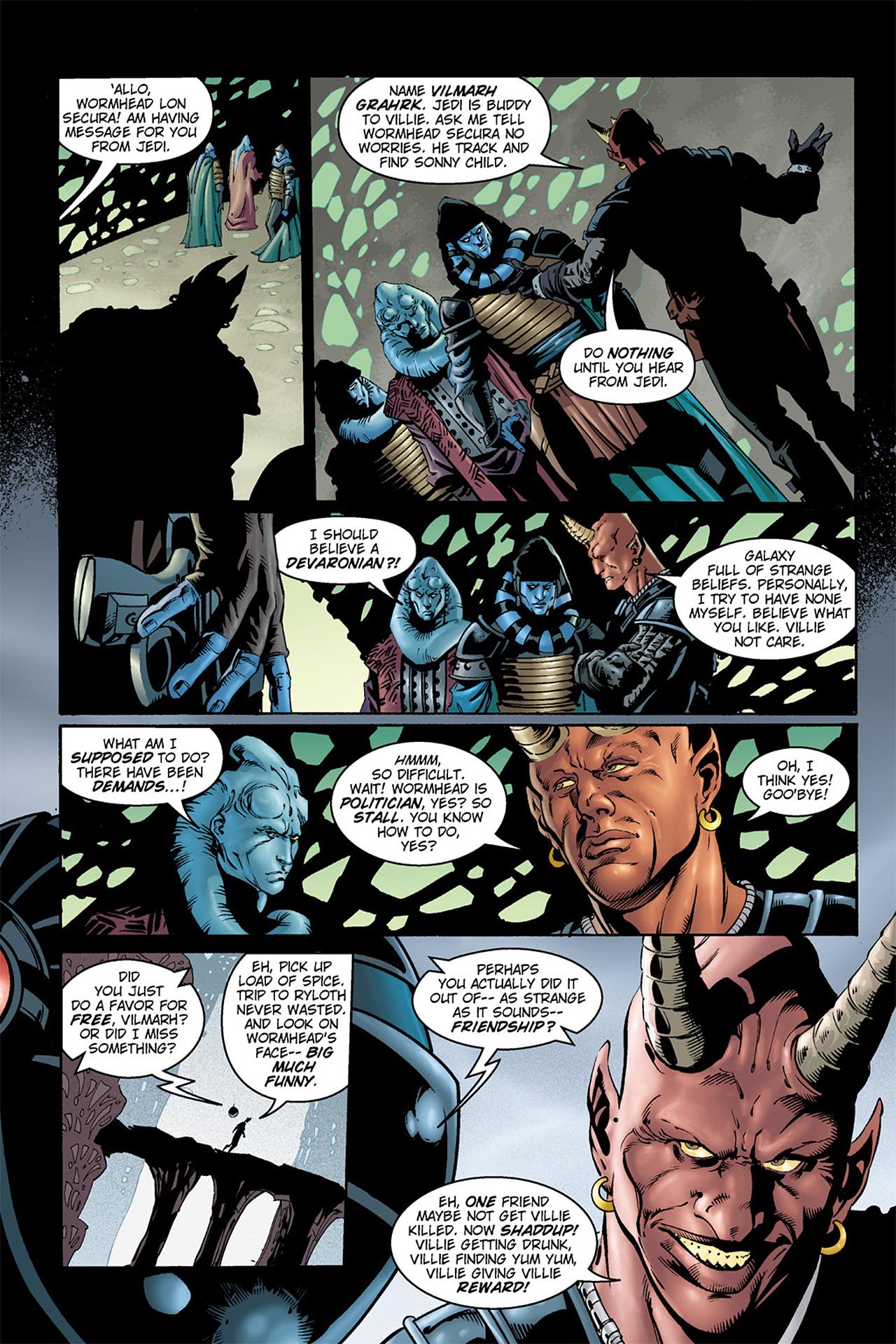 Read online Star Wars Omnibus comic -  Issue # Vol. 15.5 - 184