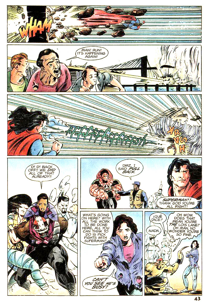 Read online Worlds Collide comic -  Issue # Full - 41